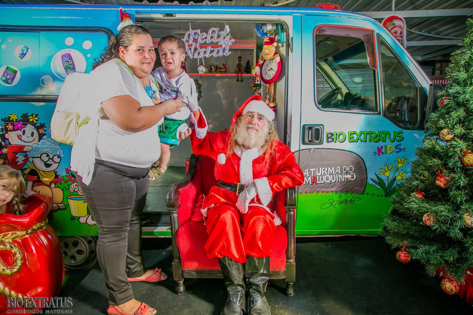 Confraternização de Natal Bio Extratus 2015 para as crianças (23)