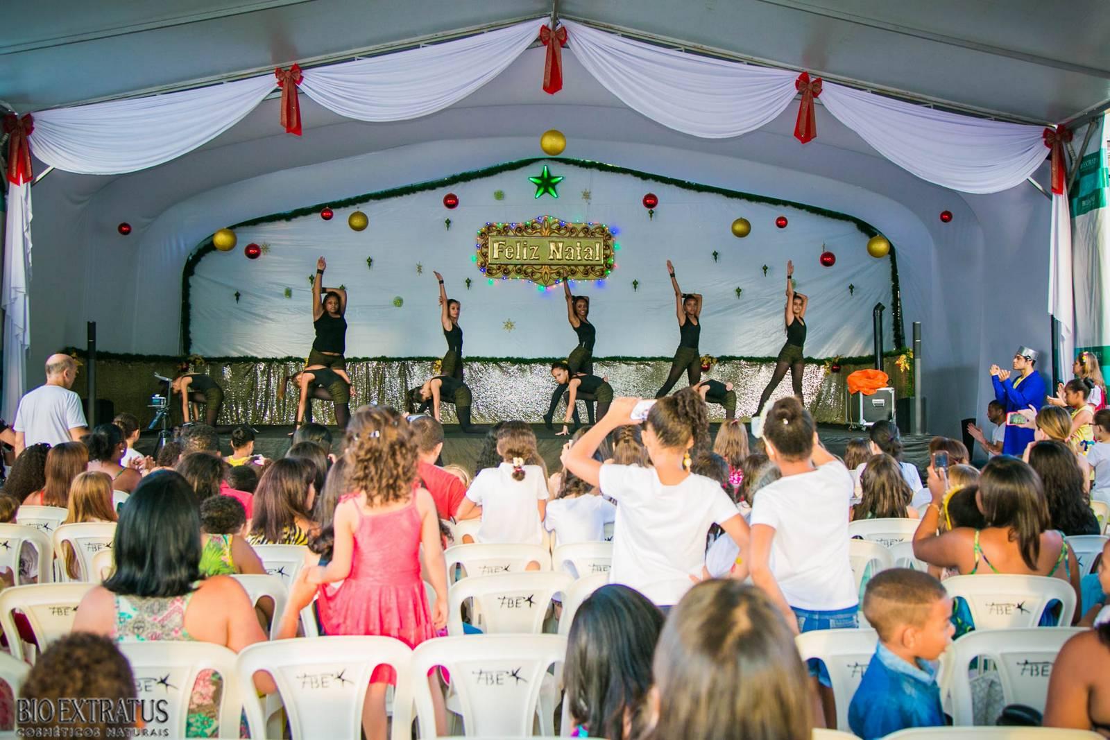 Confraternização de Natal Bio Extratus 2015 para as crianças (238)
