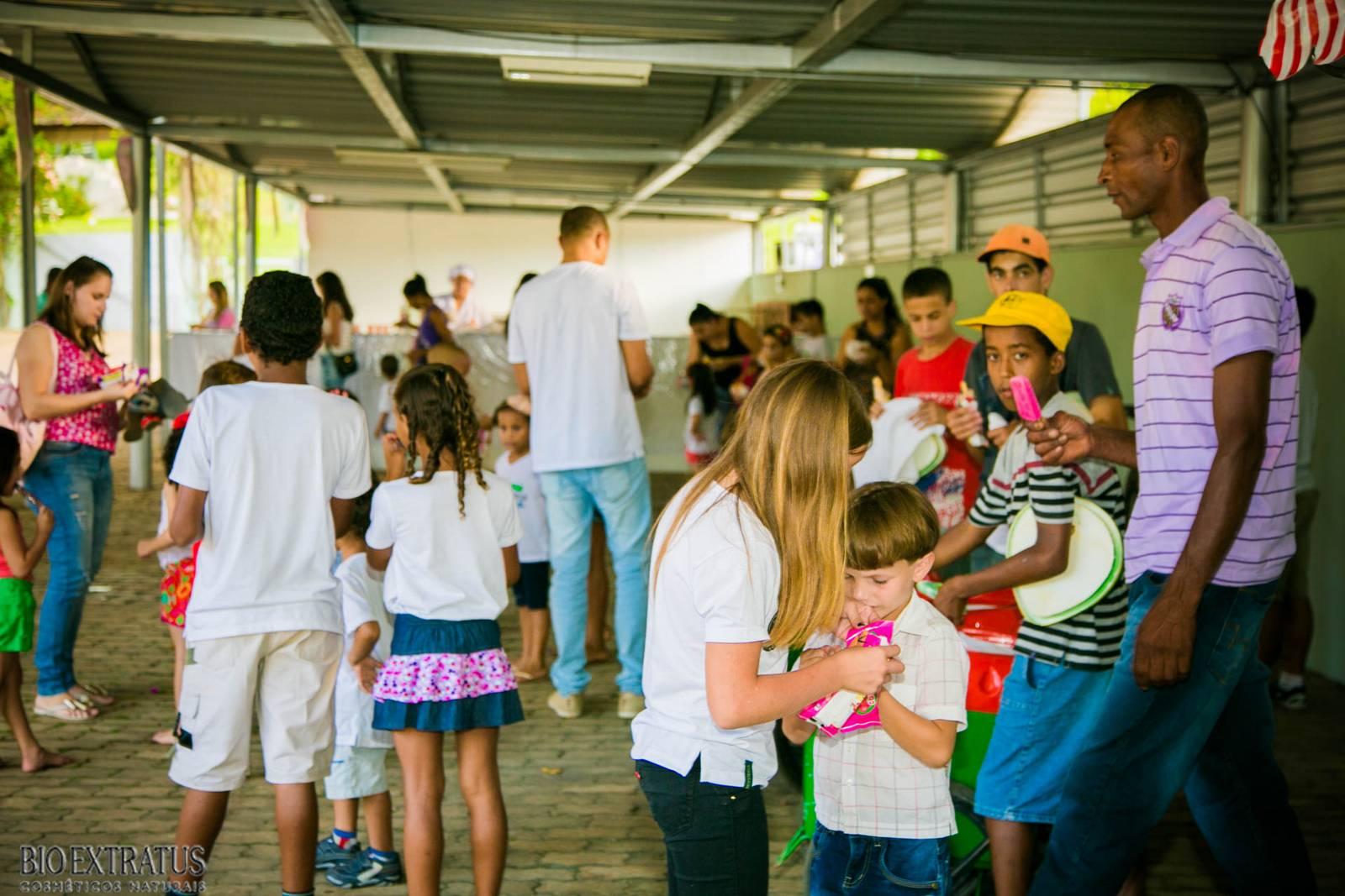 Confraternização de Natal Bio Extratus 2015 para as crianças (249)