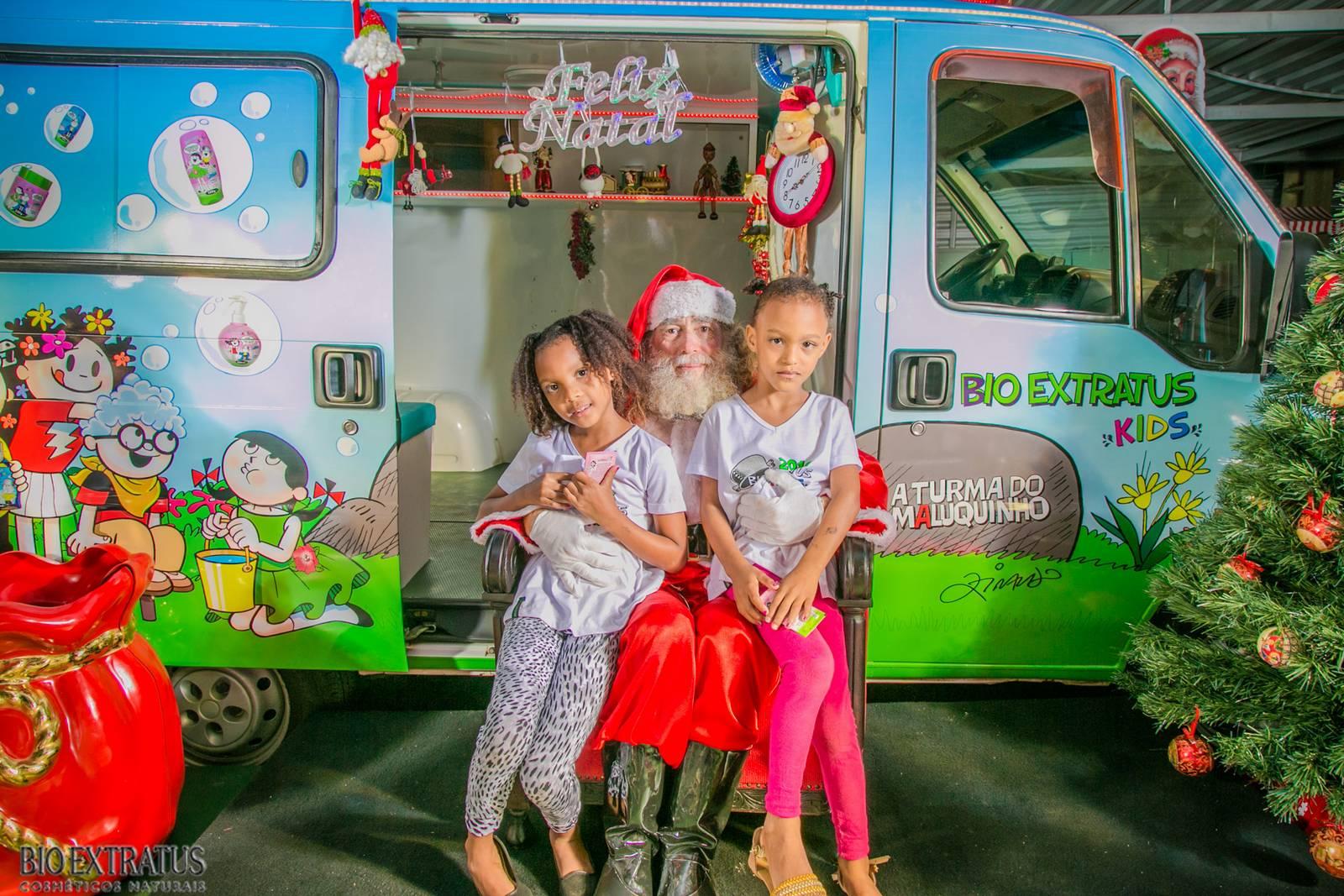 Confraternização de Natal Bio Extratus 2015 para as crianças (25)