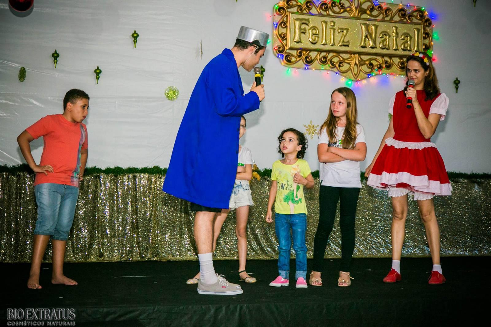 Confraternização de Natal Bio Extratus 2015 para as crianças (252)