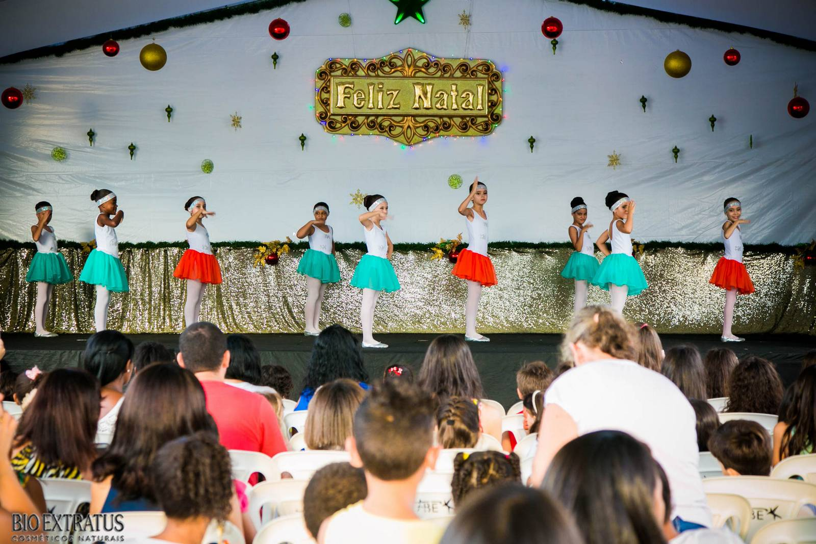Confraternização de Natal Bio Extratus 2015 para as crianças (269)