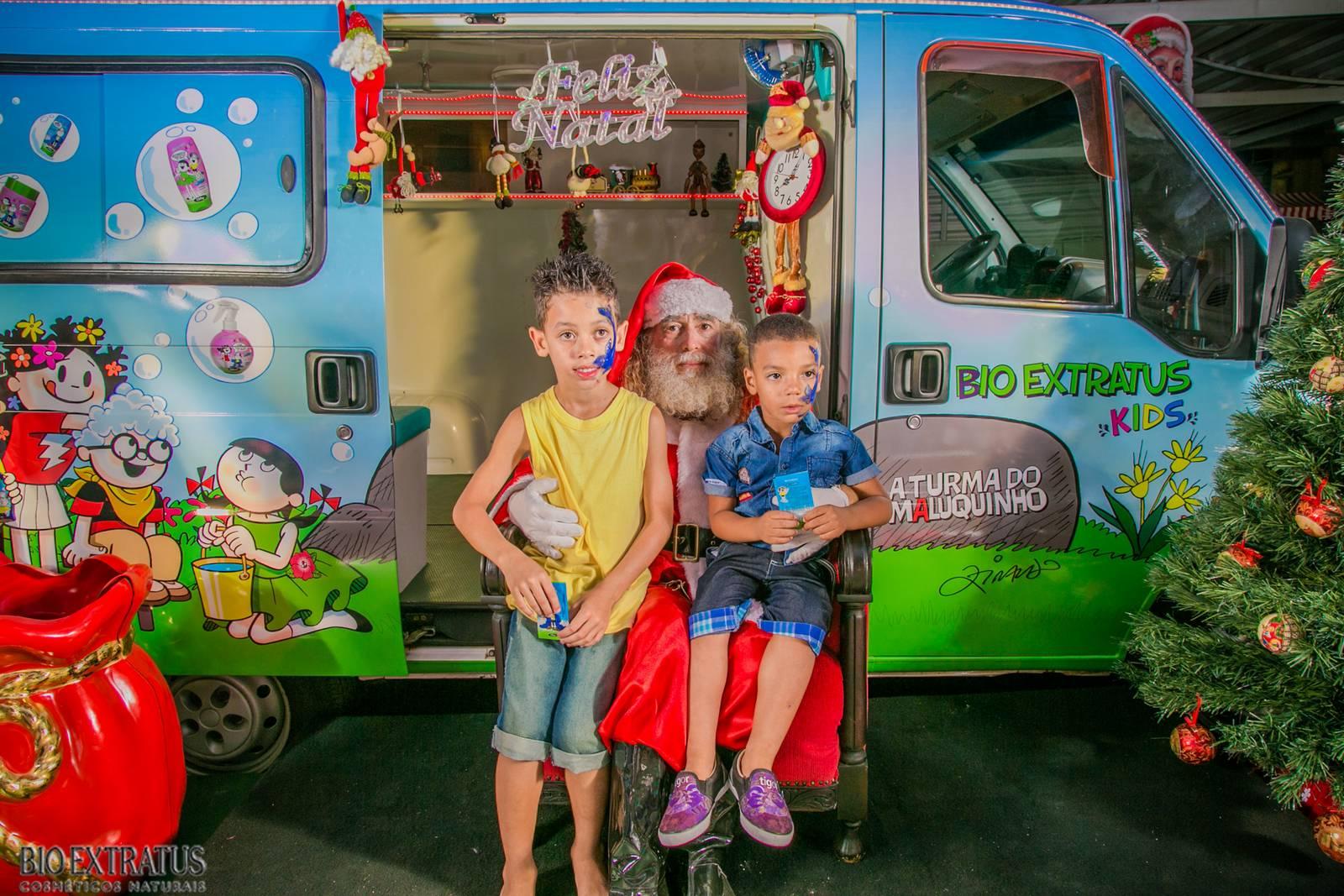 Confraternização de Natal Bio Extratus 2015 para as crianças (27)