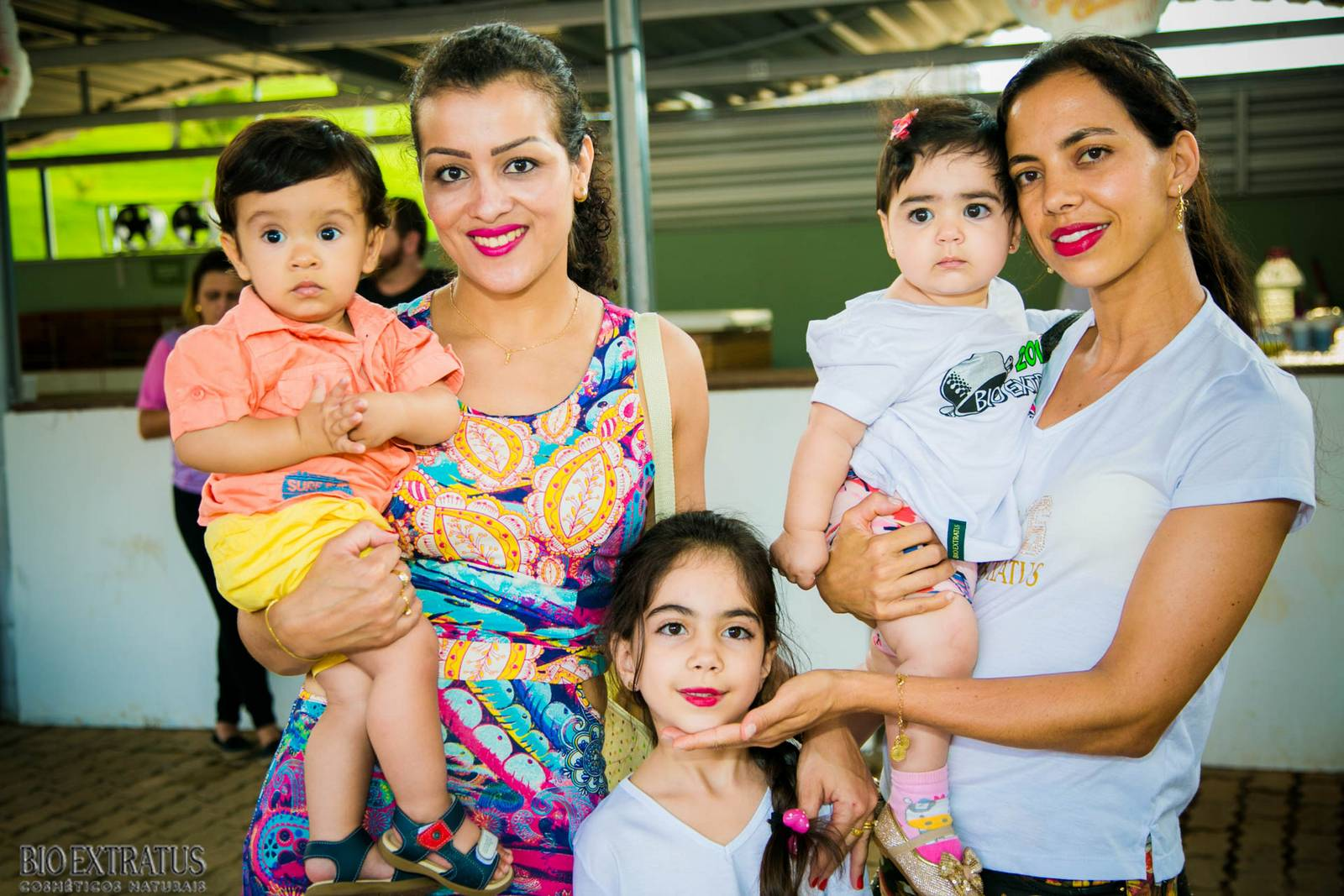 Confraternização de Natal Bio Extratus 2015 para as crianças (271)