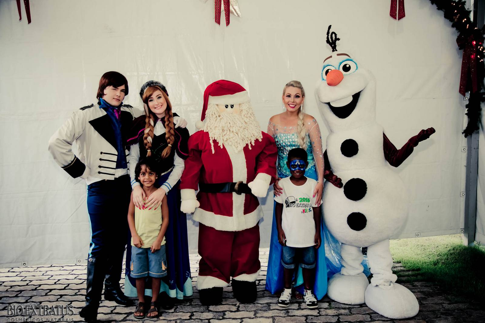 Confraternização de Natal Bio Extratus 2015 para as crianças (293)