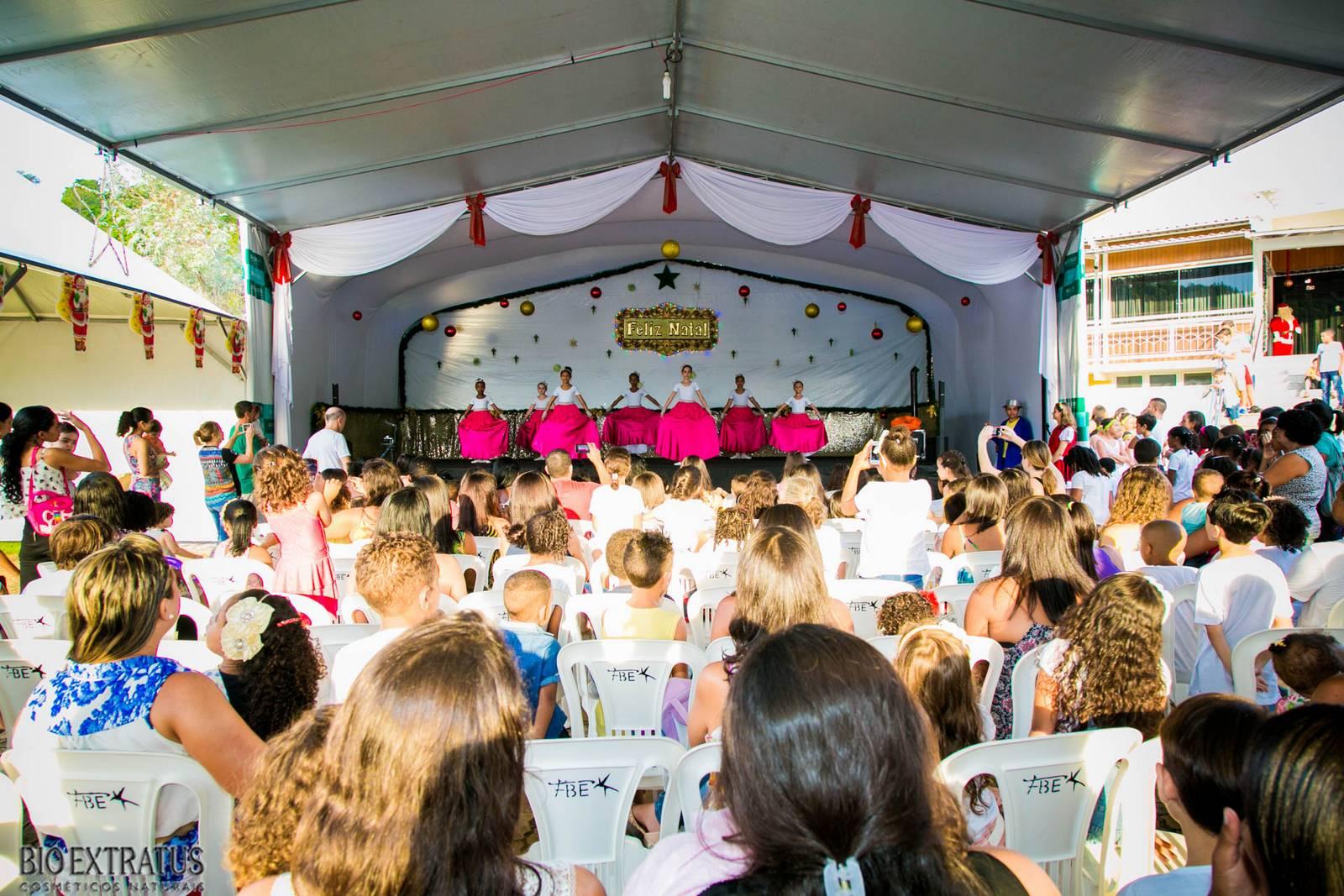 Confraternização de Natal Bio Extratus 2015 para as crianças (297)