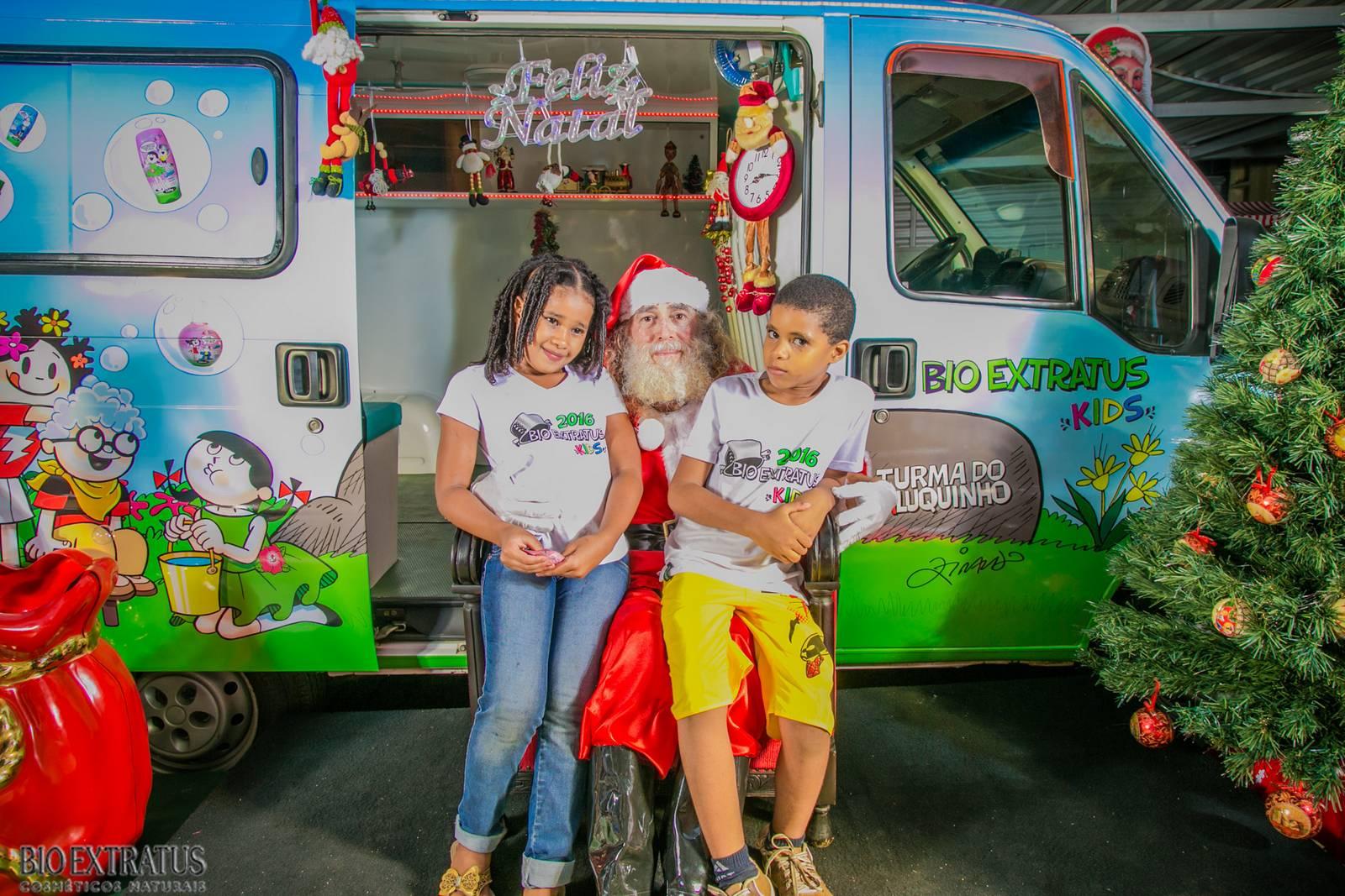 Confraternização de Natal Bio Extratus 2015 para as crianças (3)