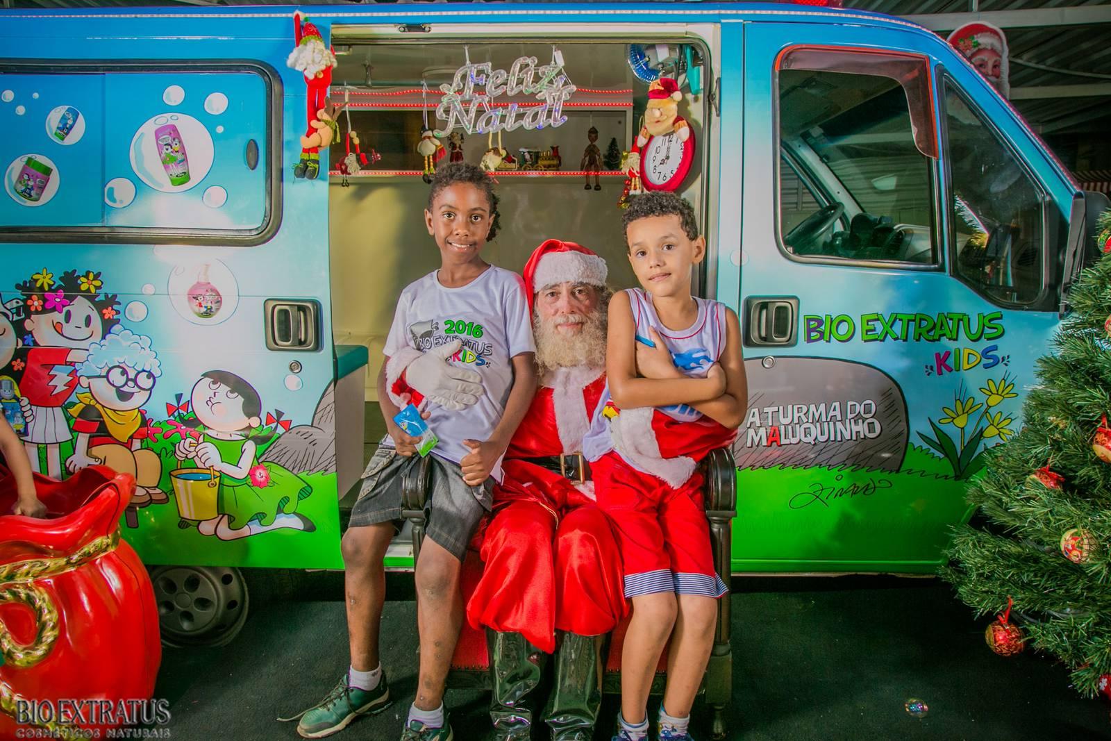 Confraternização de Natal Bio Extratus 2015 para as crianças (30)