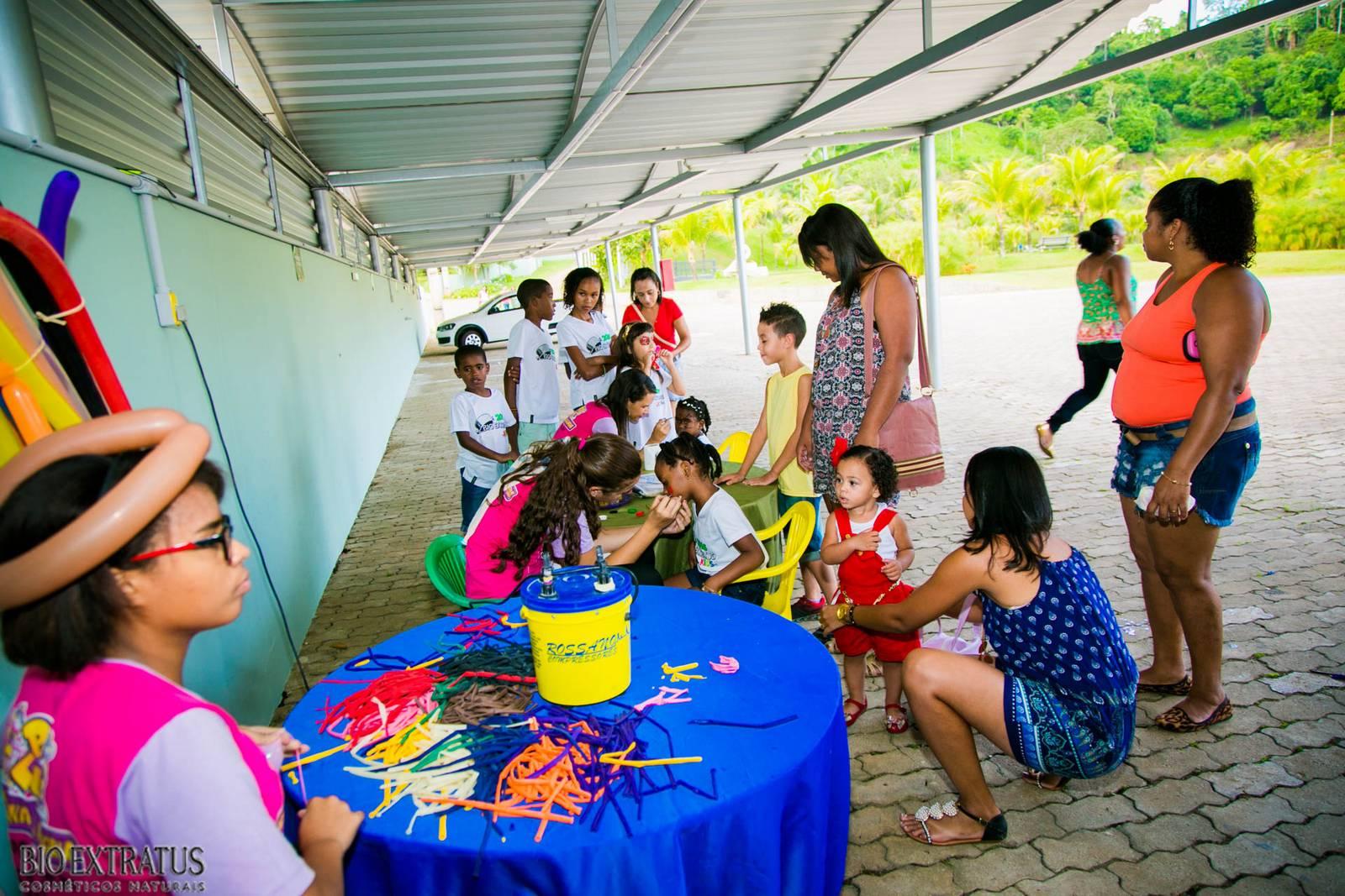 Confraternização de Natal Bio Extratus 2015 para as crianças (300)