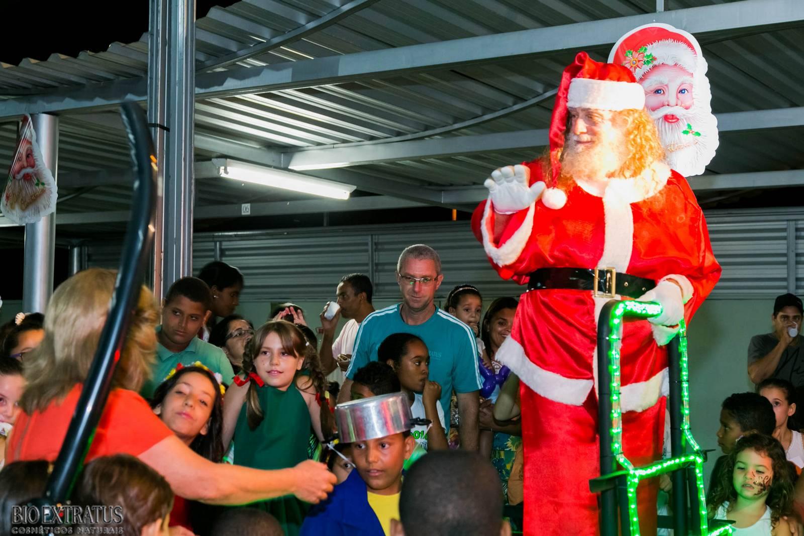 Confraternização de Natal Bio Extratus 2015 para as crianças (305)