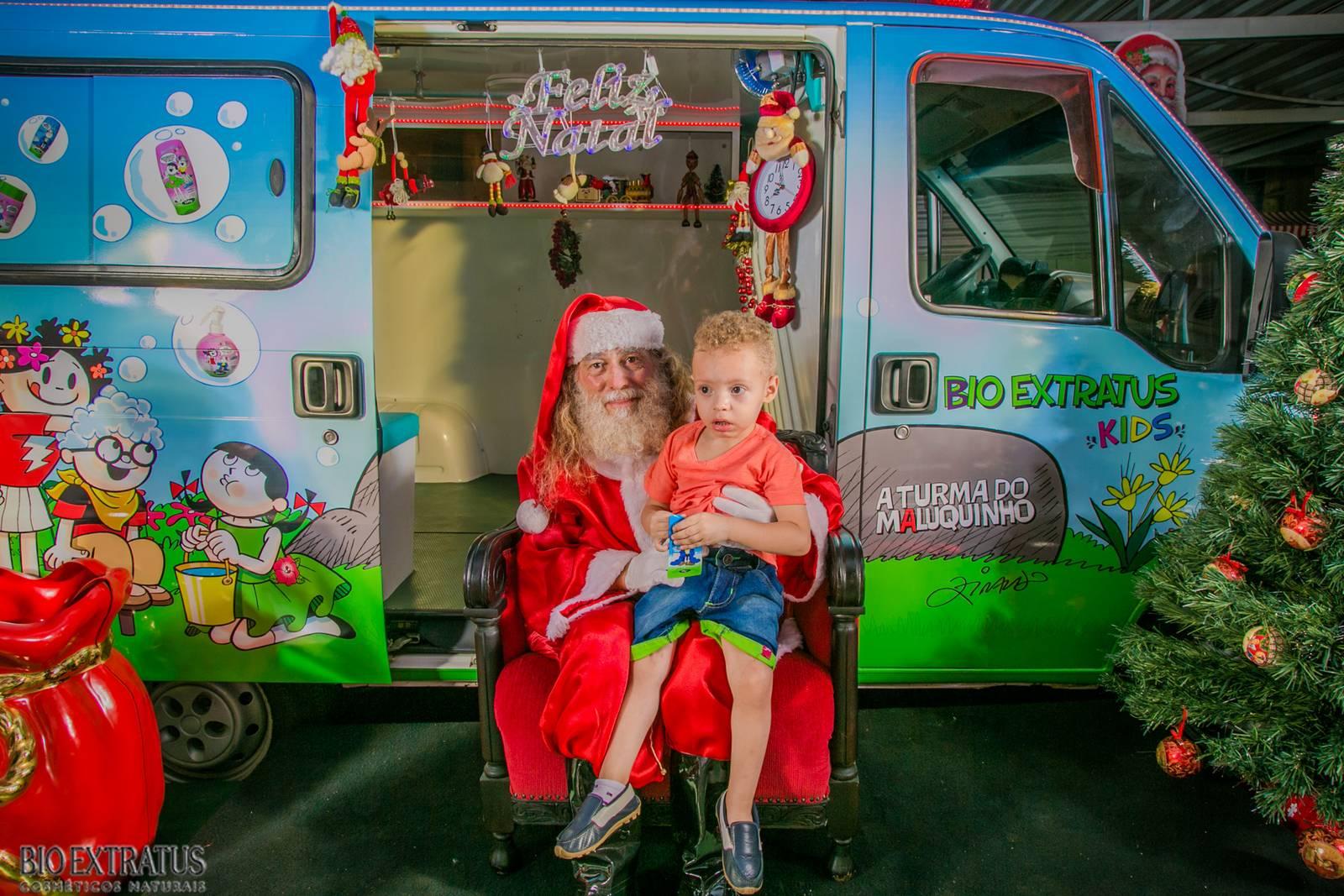 Confraternização de Natal Bio Extratus 2015 para as crianças (31)