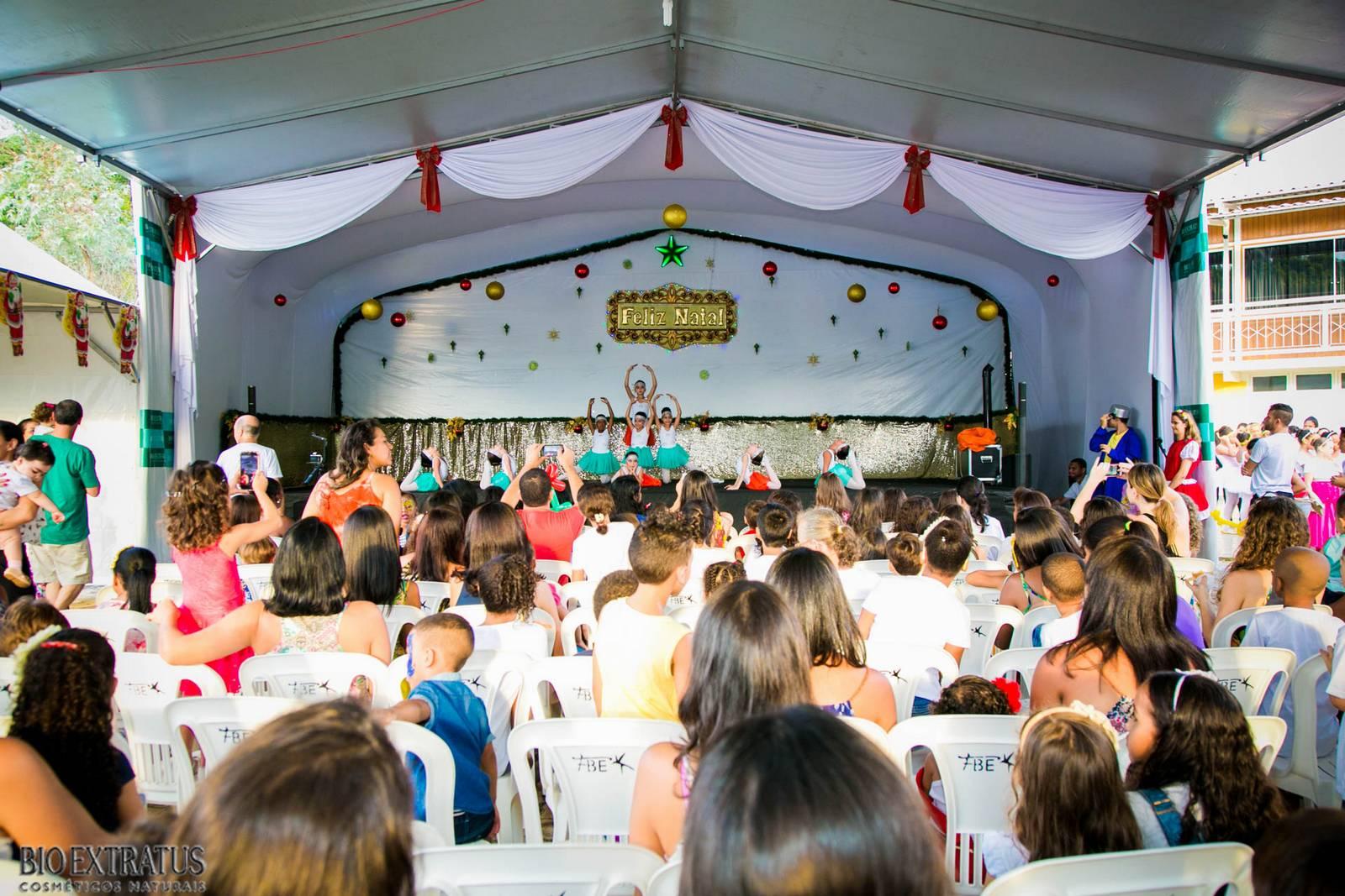 Confraternização de Natal Bio Extratus 2015 para as crianças (318)