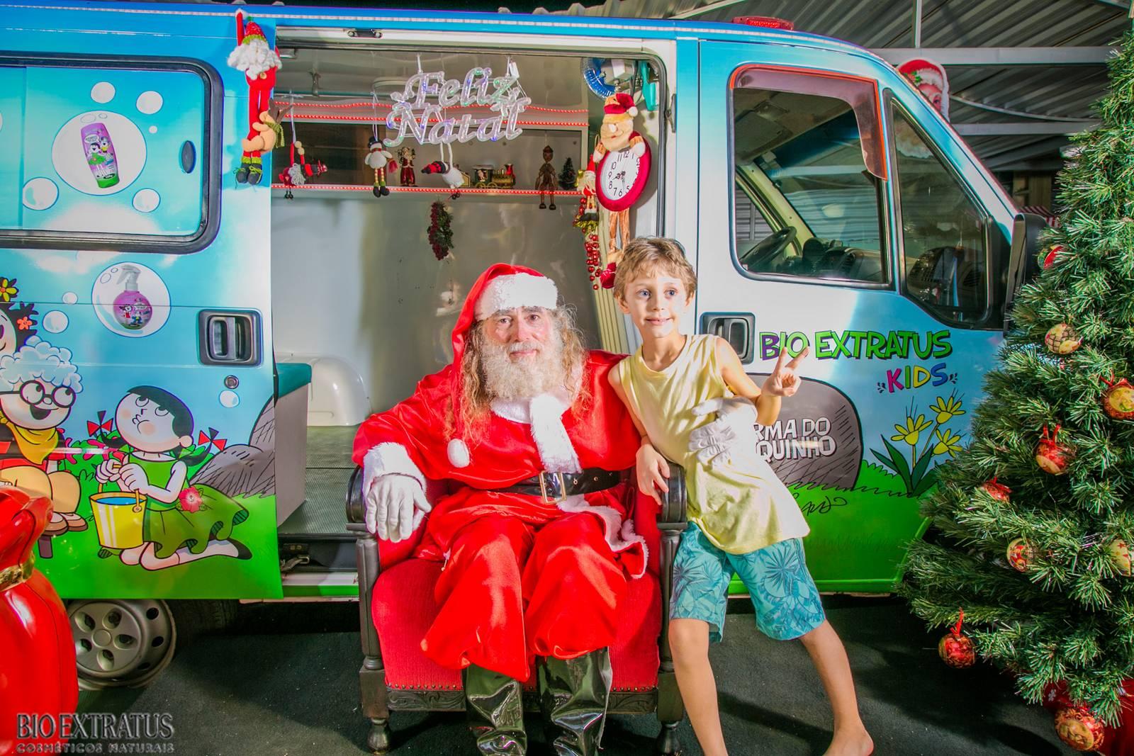 Confraternização de Natal Bio Extratus 2015 para as crianças (38)