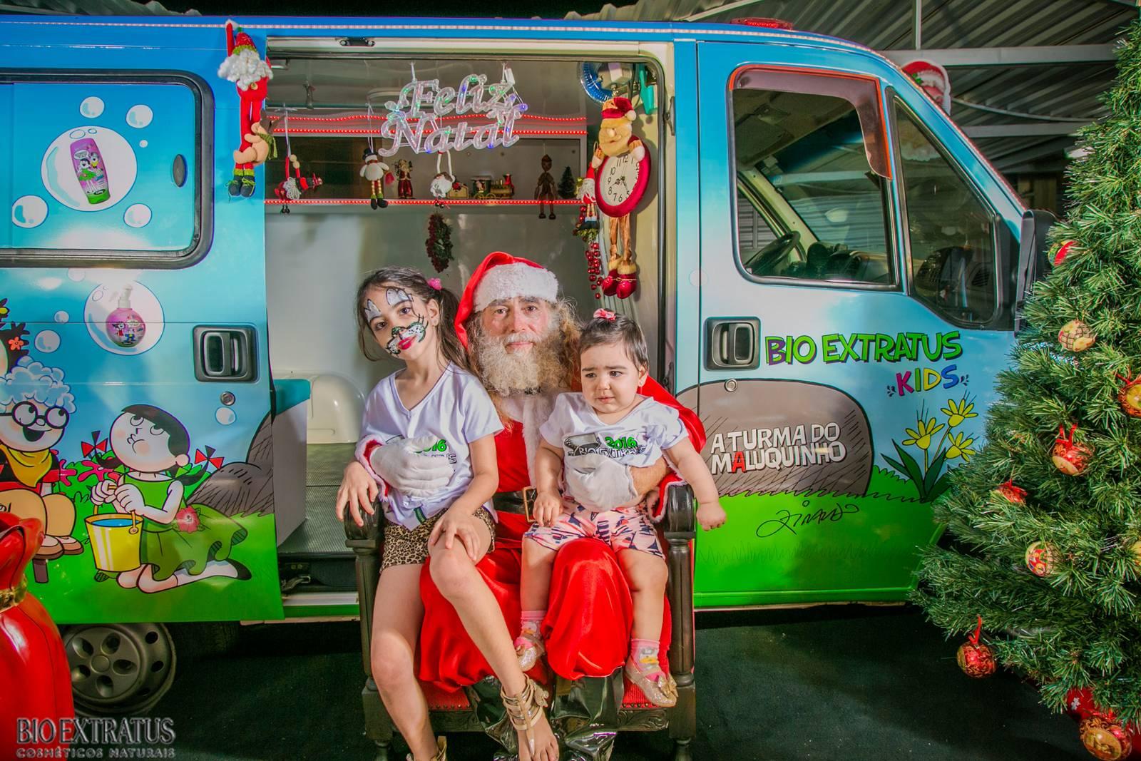 Confraternização de Natal Bio Extratus 2015 para as crianças (40)