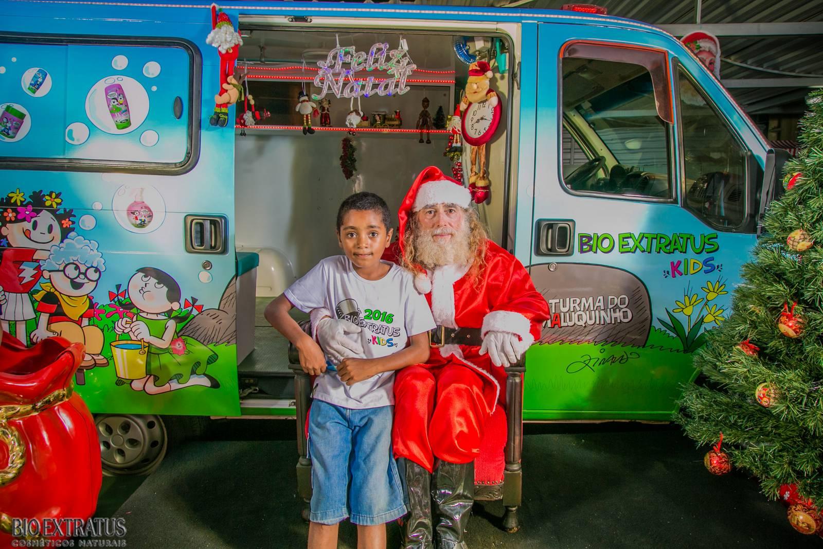 Confraternização de Natal Bio Extratus 2015 para as crianças (42)