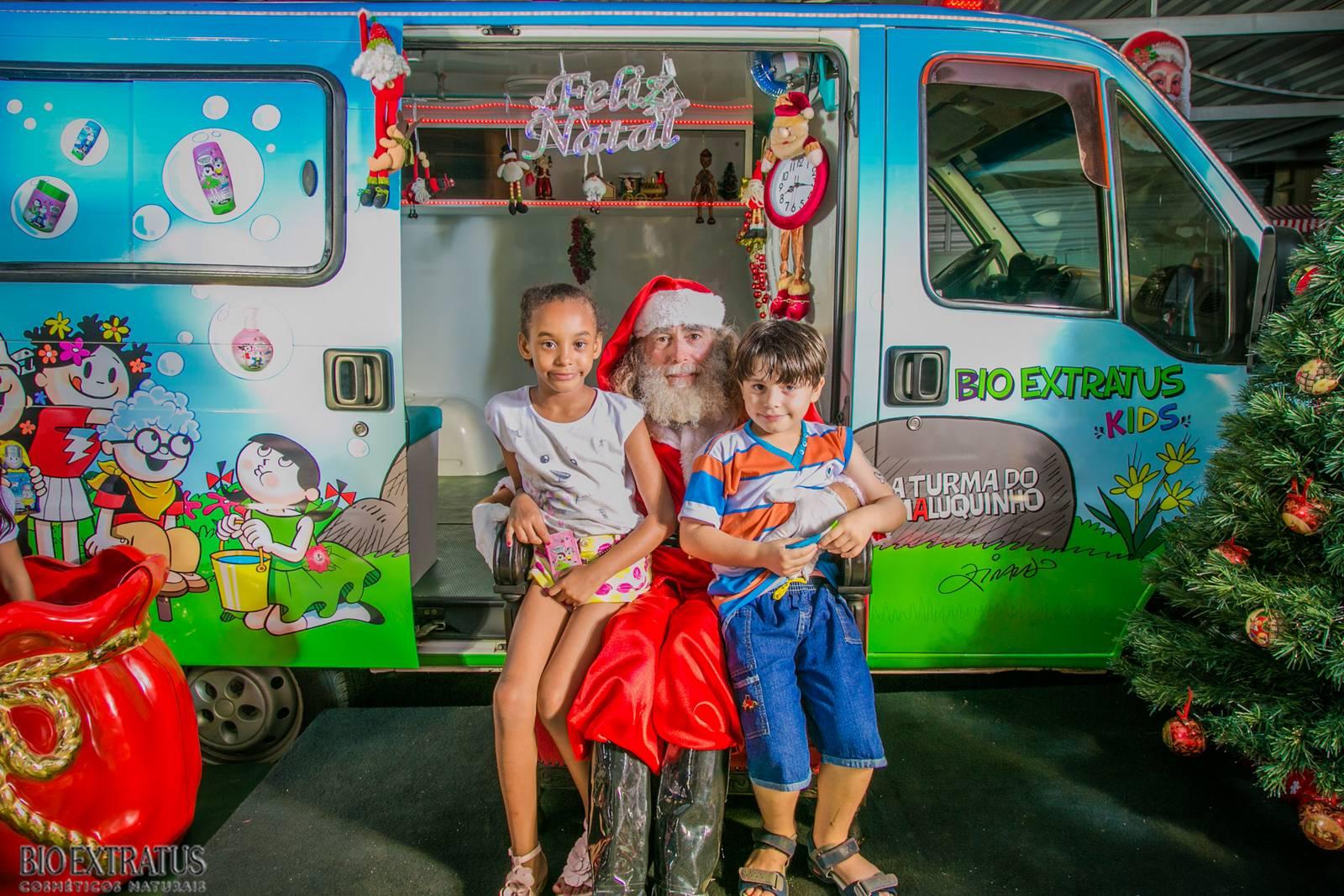 Confraternização de Natal Bio Extratus 2015 para as crianças (43)
