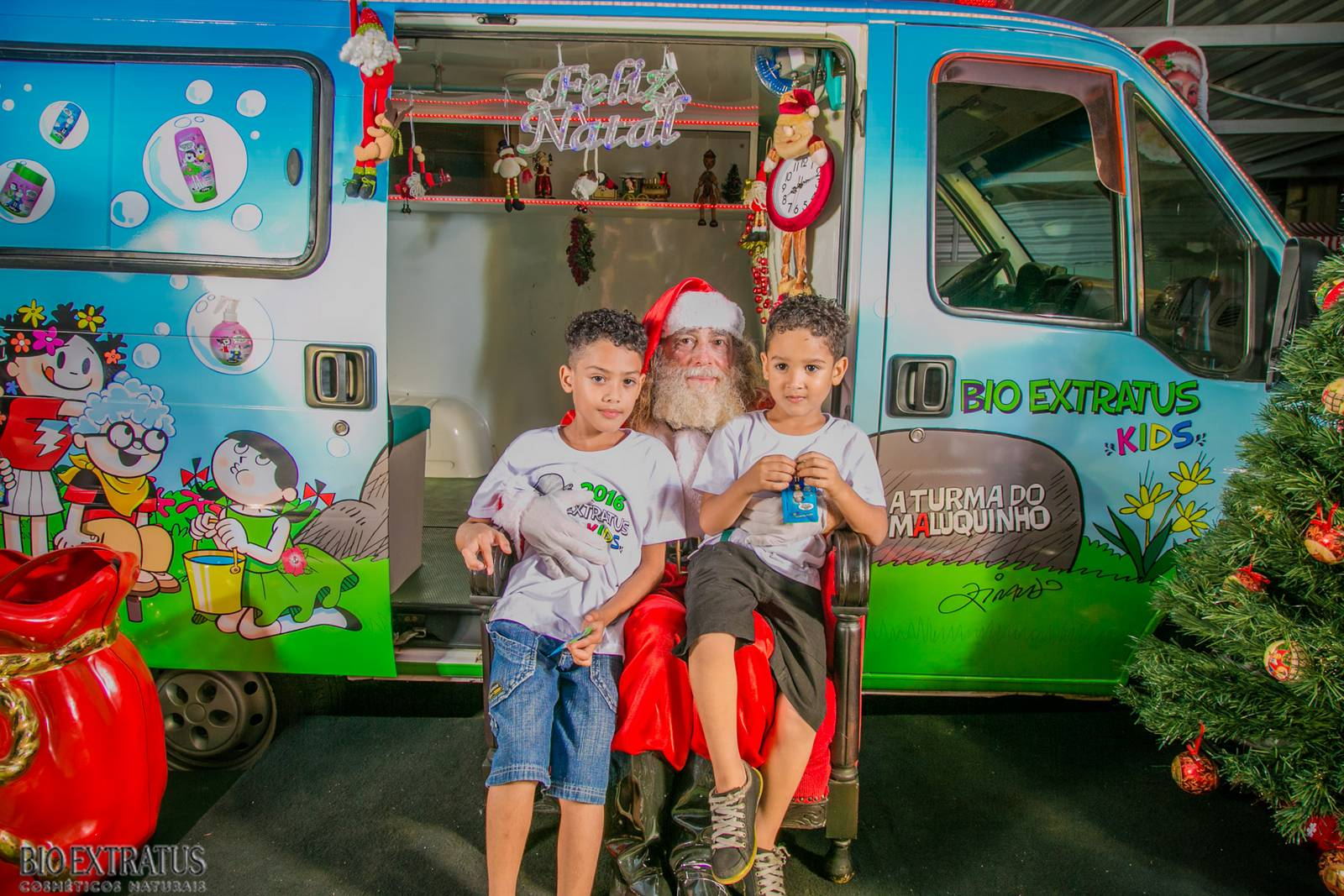 Confraternização de Natal Bio Extratus 2015 para as crianças (44)