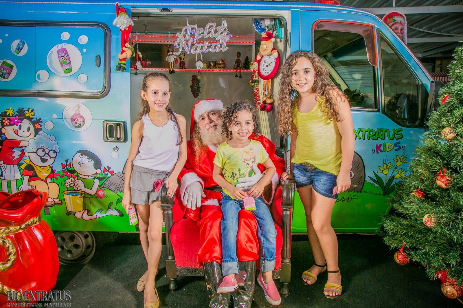 Confraternização de Natal Bio Extratus 2015 para as crianças (45)
