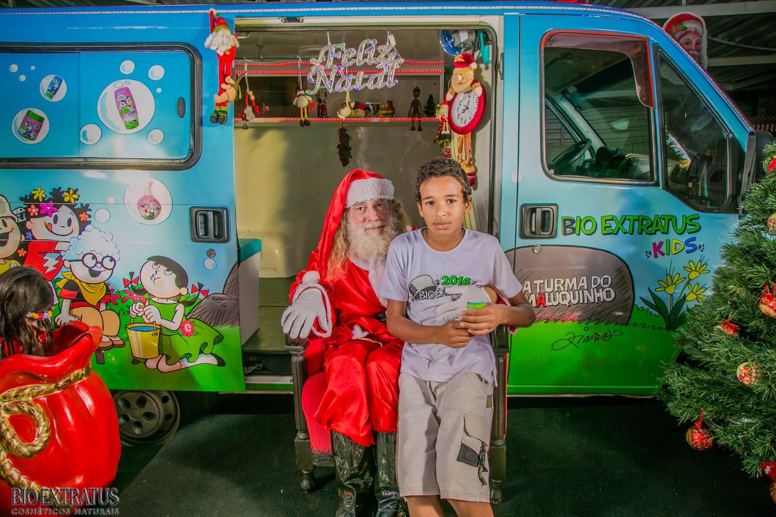 Confraternização de Natal Bio Extratus 2015 para as crianças (46)