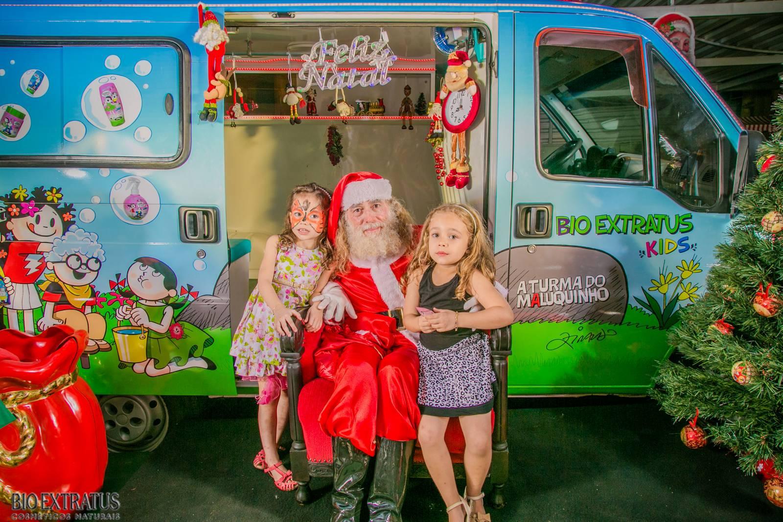 Confraternização de Natal Bio Extratus 2015 para as crianças (47)