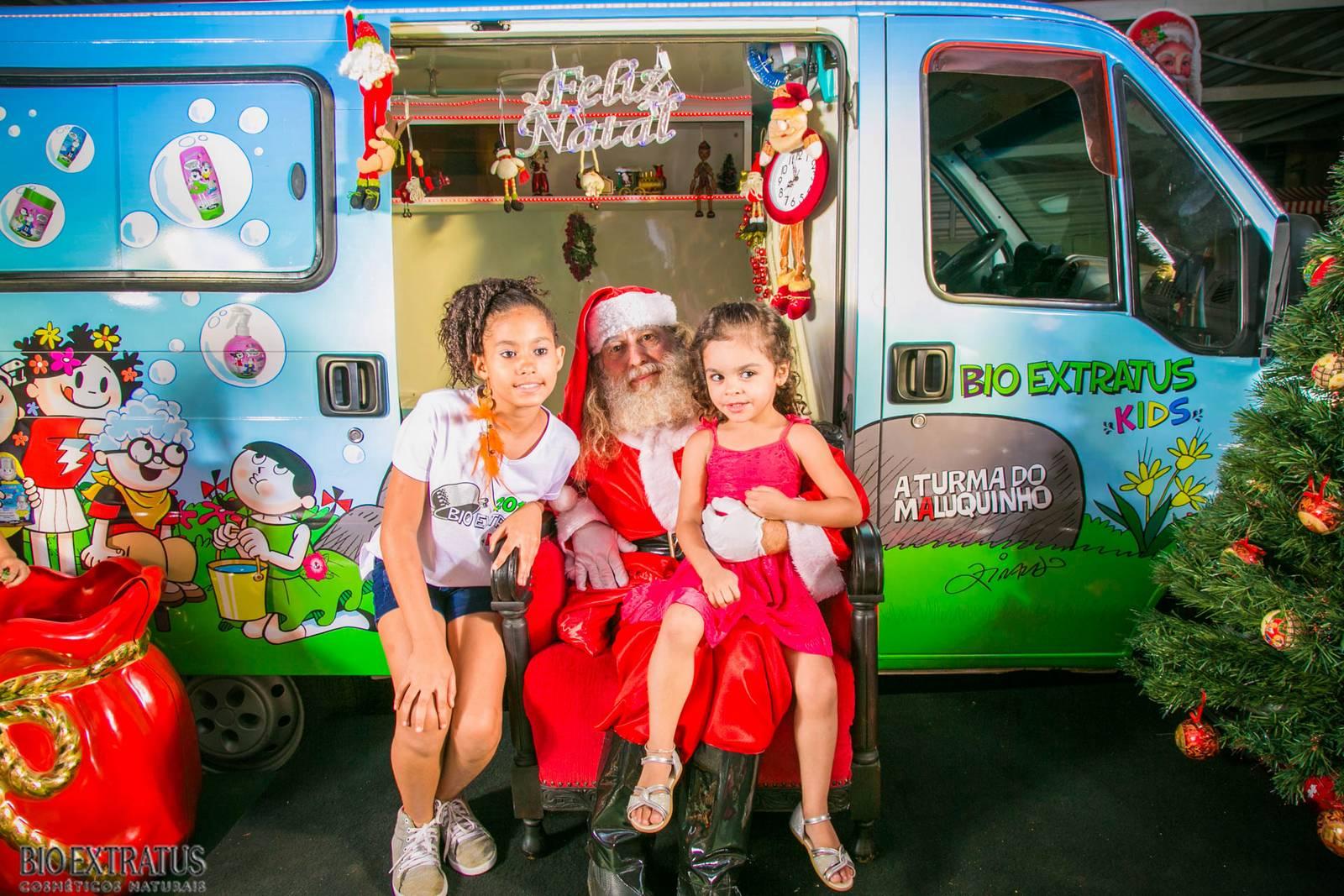 Confraternização de Natal Bio Extratus 2015 para as crianças (49)