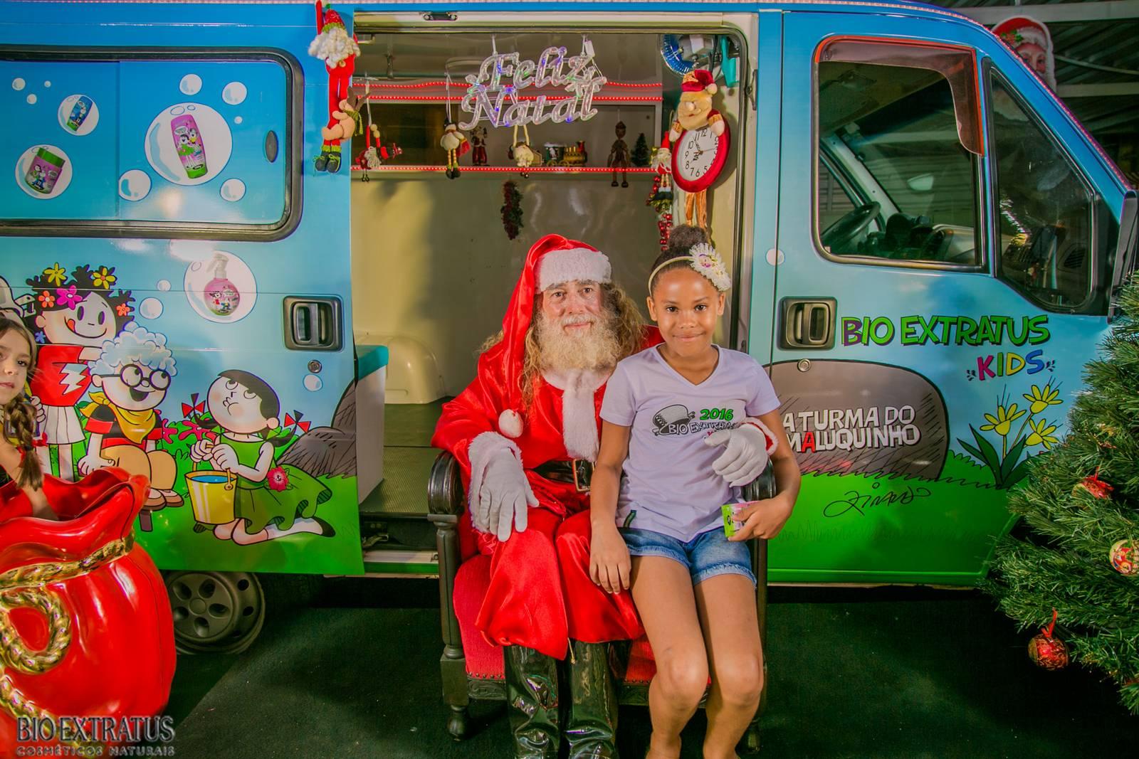 Confraternização de Natal Bio Extratus 2015 para as crianças (50)