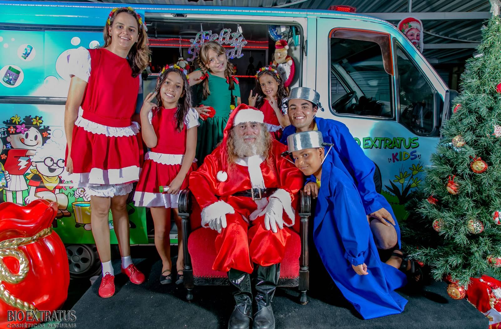 Confraternização de Natal Bio Extratus 2015 para as crianças (51)