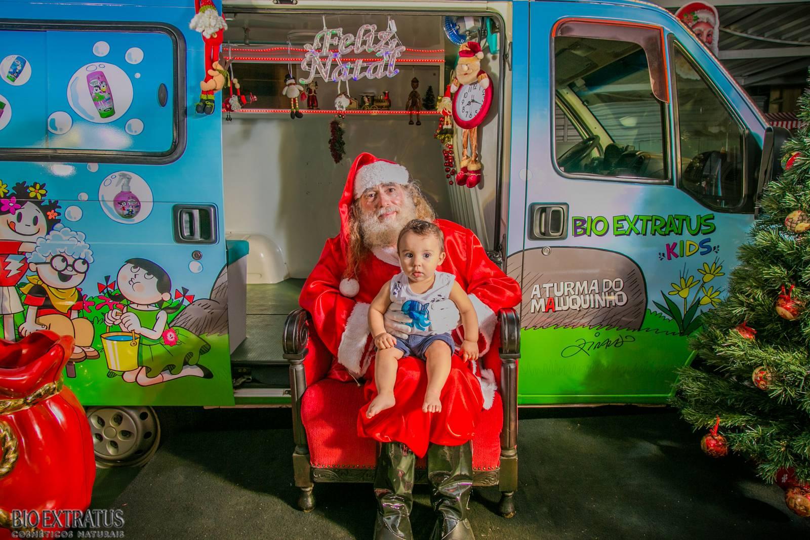Confraternização de Natal Bio Extratus 2015 para as crianças (54)