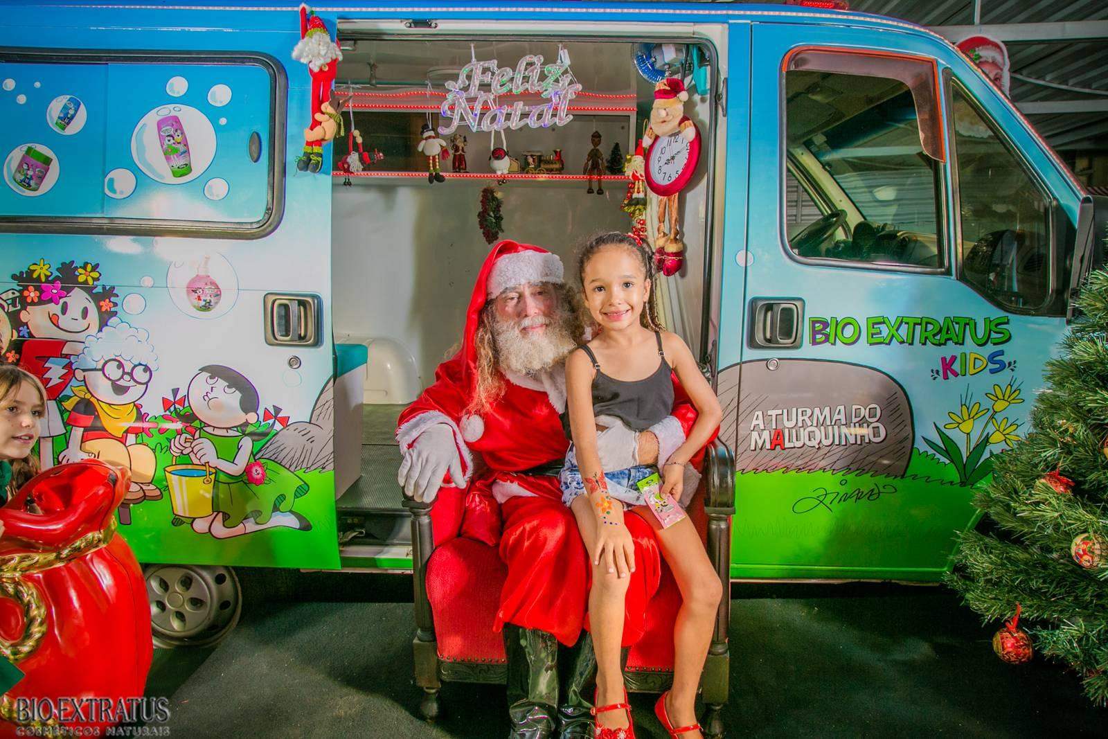 Confraternização de Natal Bio Extratus 2015 para as crianças (55)