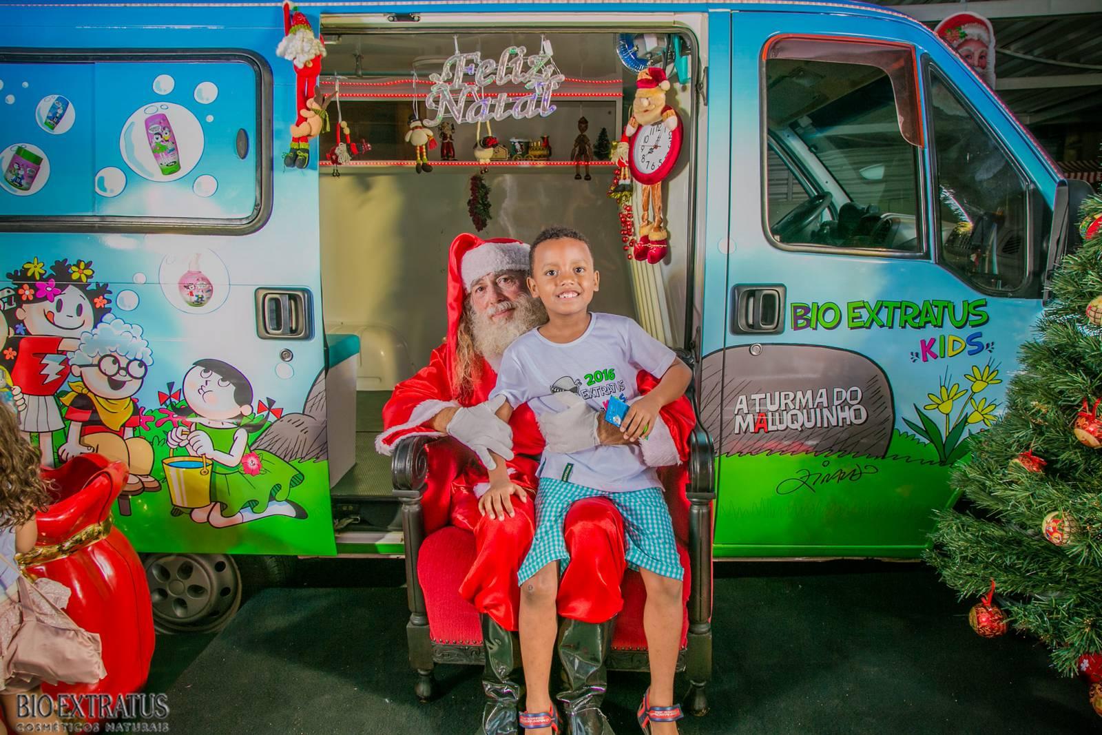 Confraternização de Natal Bio Extratus 2015 para as crianças (57)