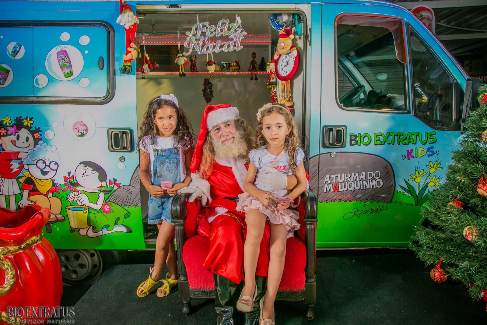 Confraternização de Natal Bio Extratus 2015 para as crianças (58)