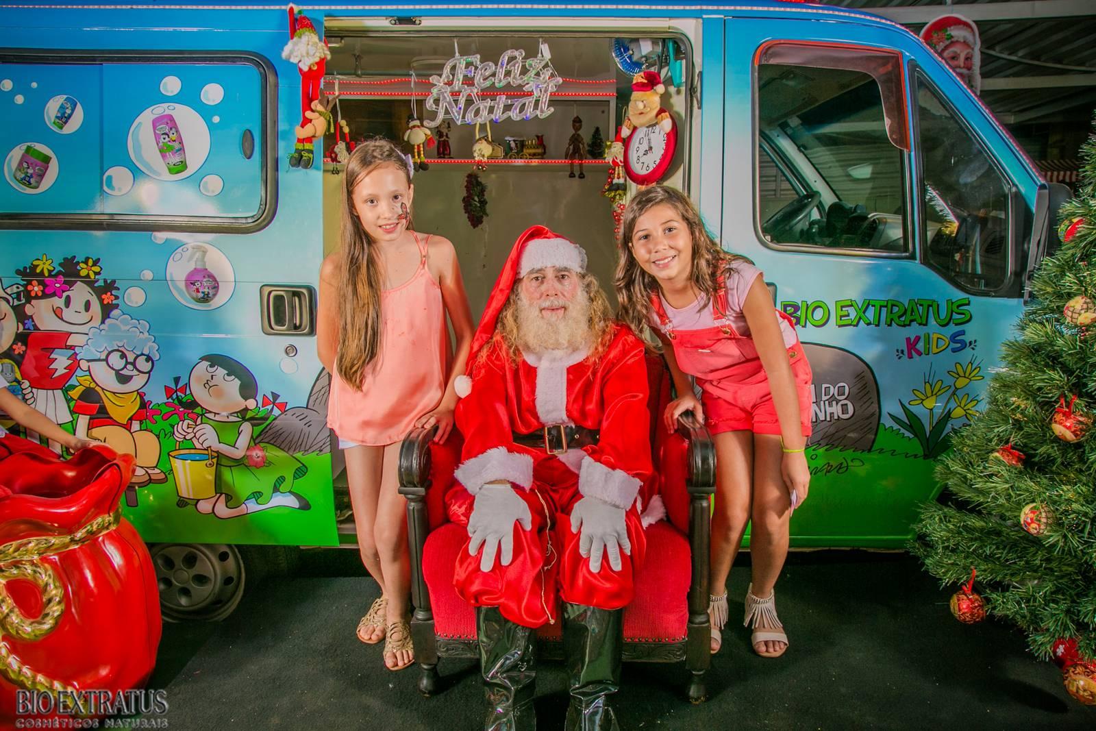 Confraternização de Natal Bio Extratus 2015 para as crianças (6)