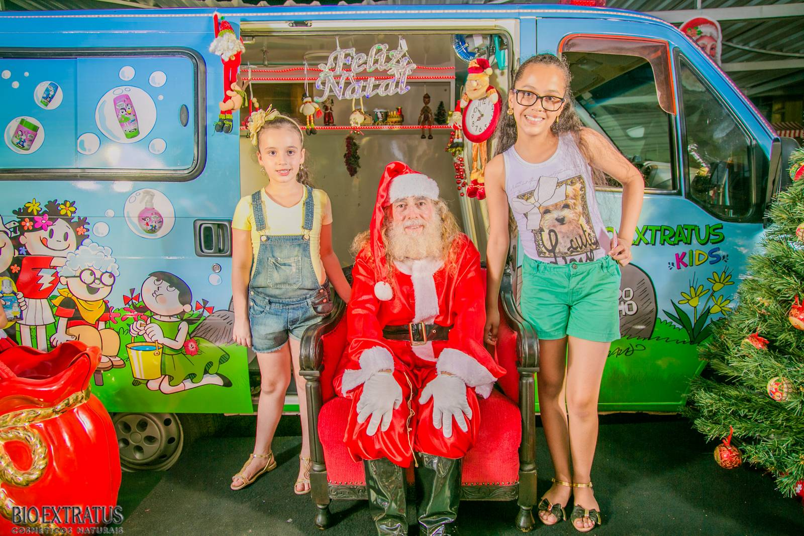 Confraternização de Natal Bio Extratus 2015 para as crianças (62)