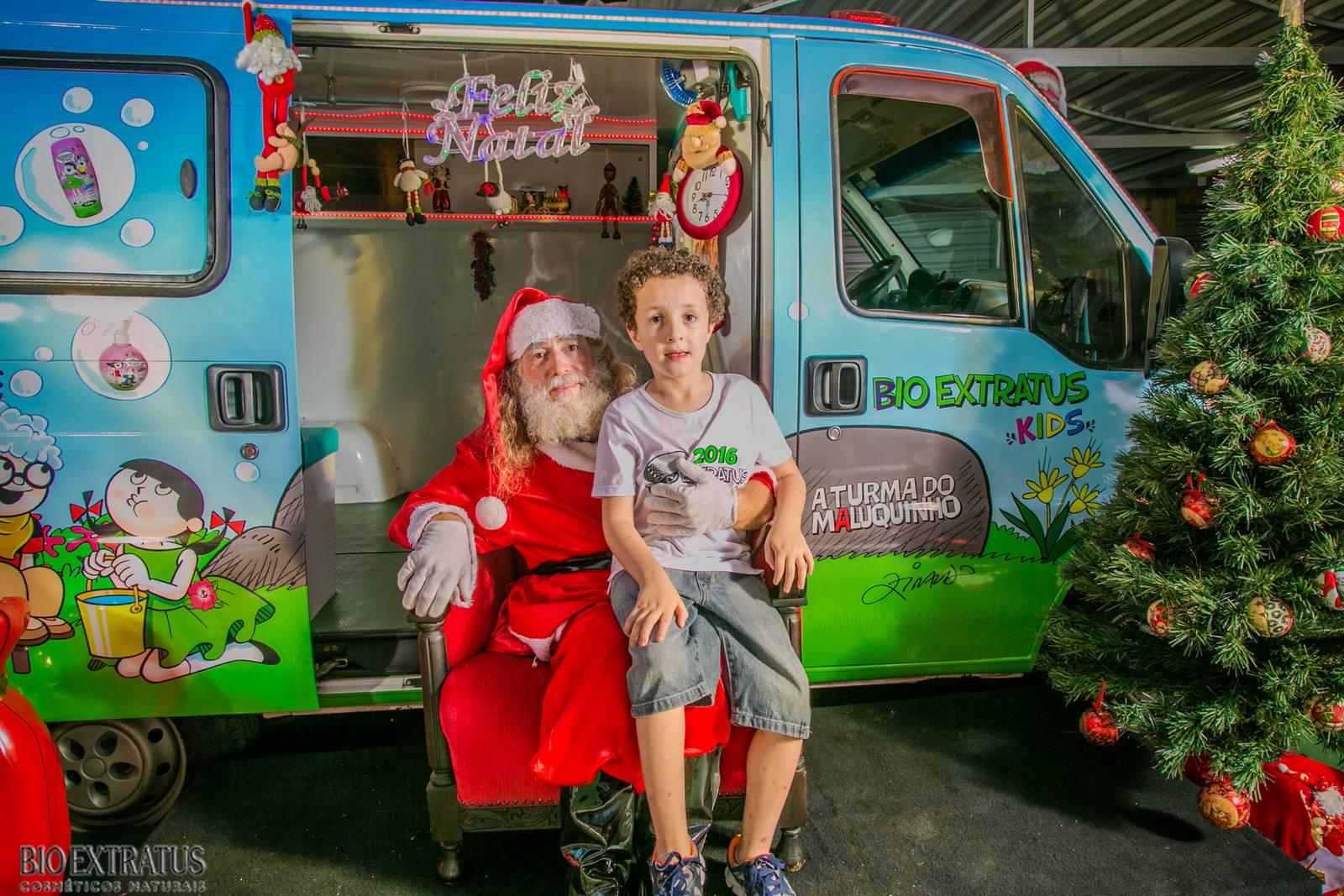 Confraternização de Natal Bio Extratus 2015 para as crianças (63)