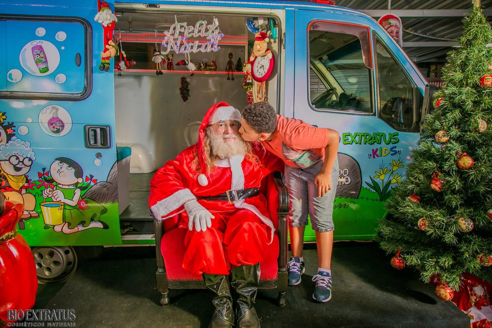 Confraternização de Natal Bio Extratus 2015 para as crianças (64)