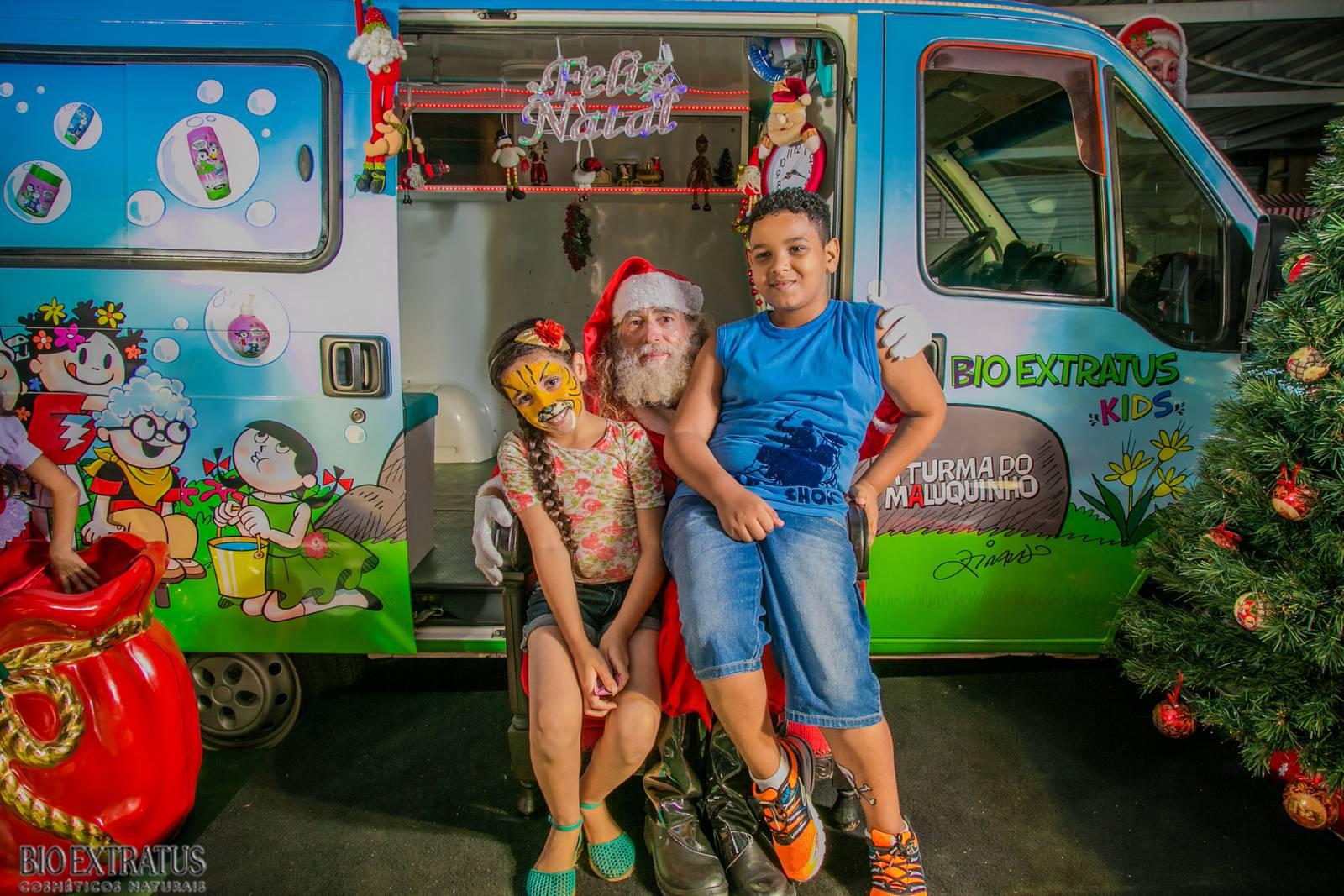 Confraternização de Natal Bio Extratus 2015 para as crianças (65)