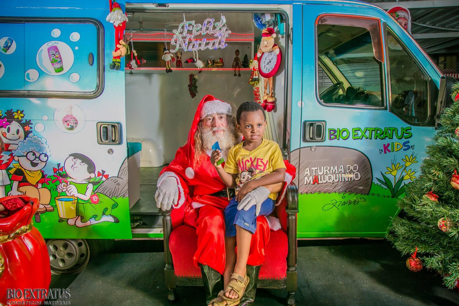 Confraternização de Natal Bio Extratus 2015 para as crianças (68)