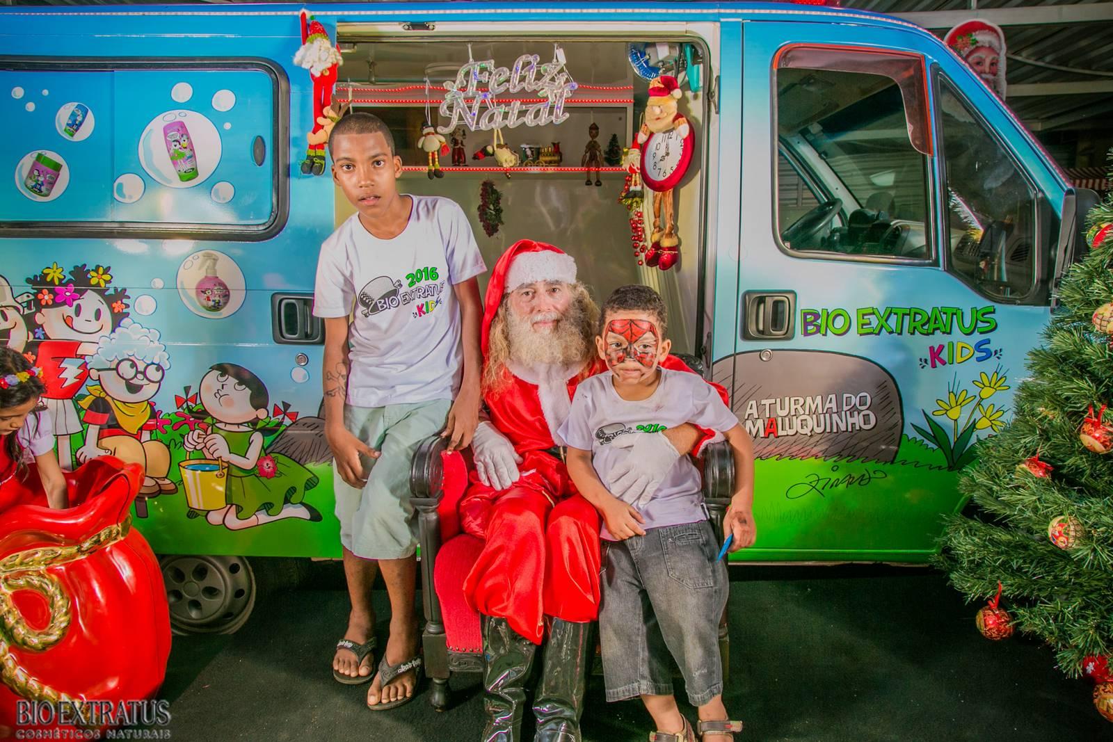 Confraternização de Natal Bio Extratus 2015 para as crianças (69)