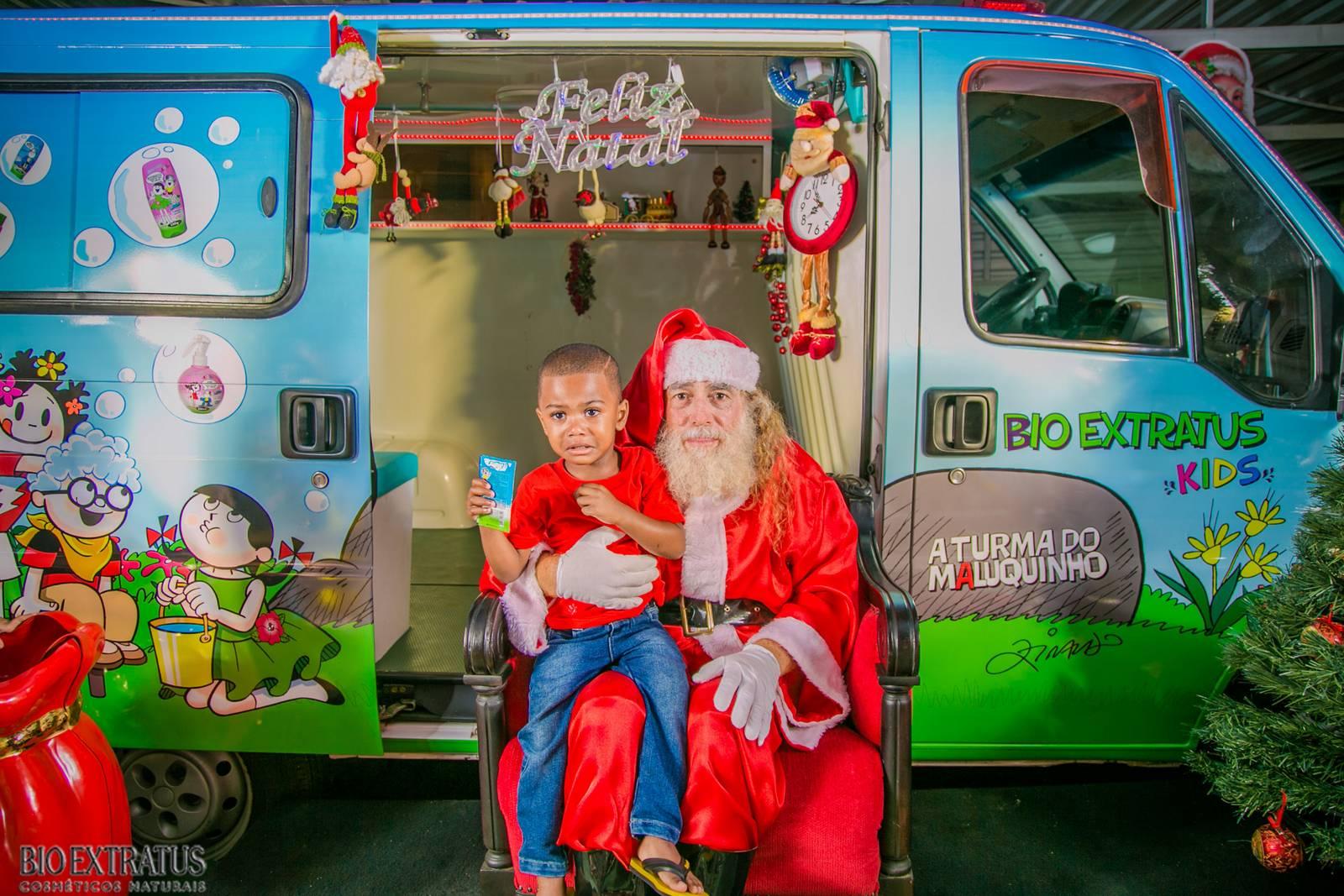 Confraternização de Natal Bio Extratus 2015 para as crianças (71)