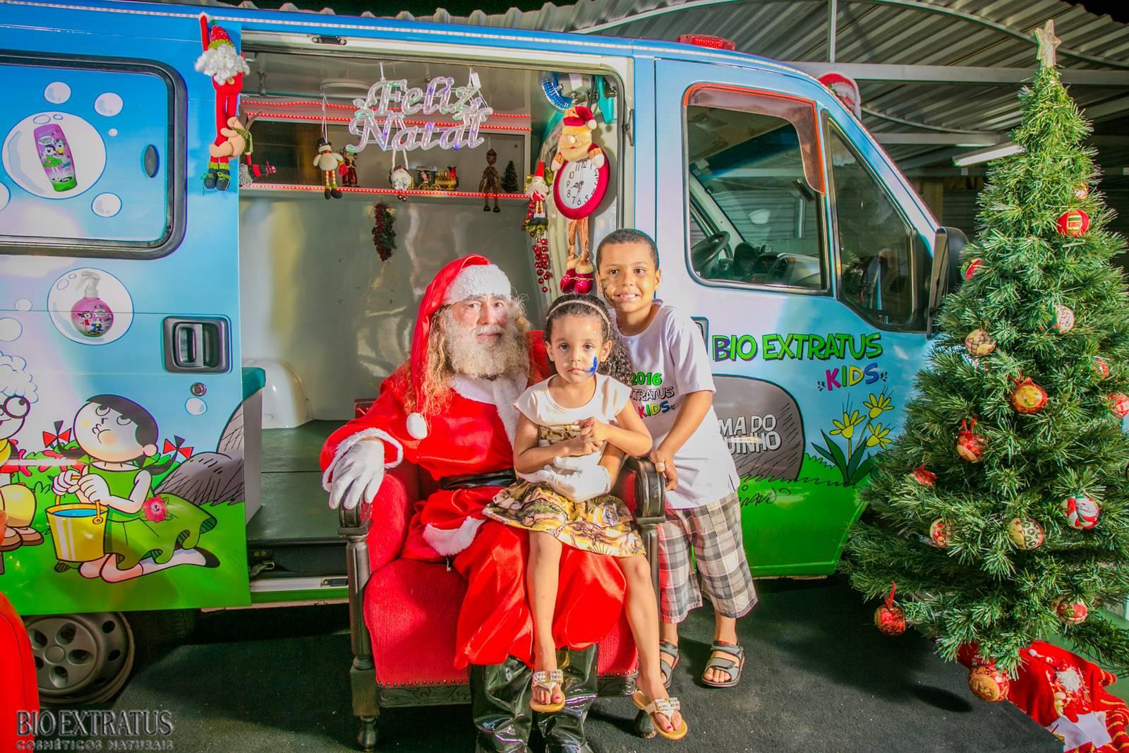 Confraternização de Natal Bio Extratus 2015 para as crianças (73)