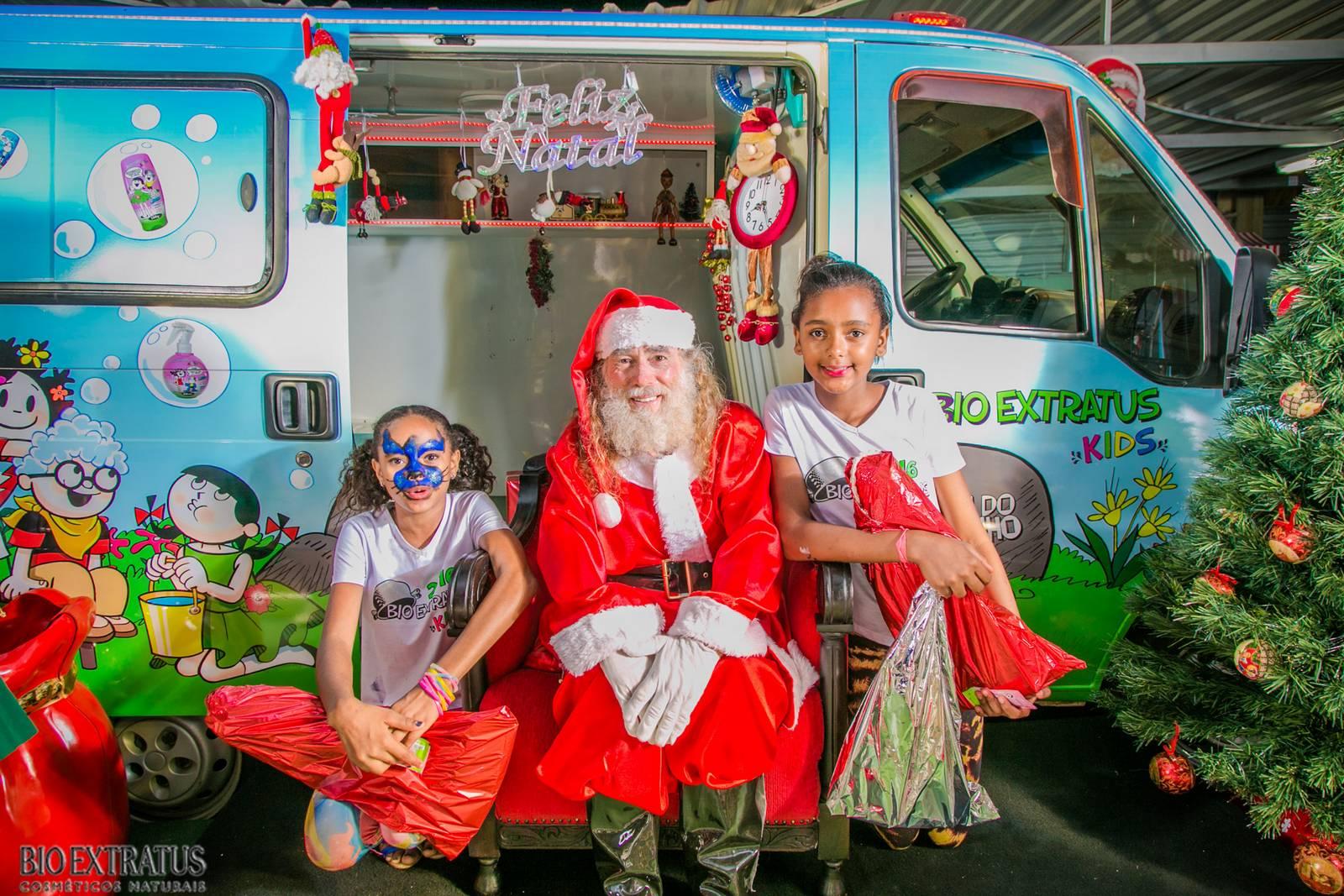 Confraternização de Natal Bio Extratus 2015 para as crianças (78)