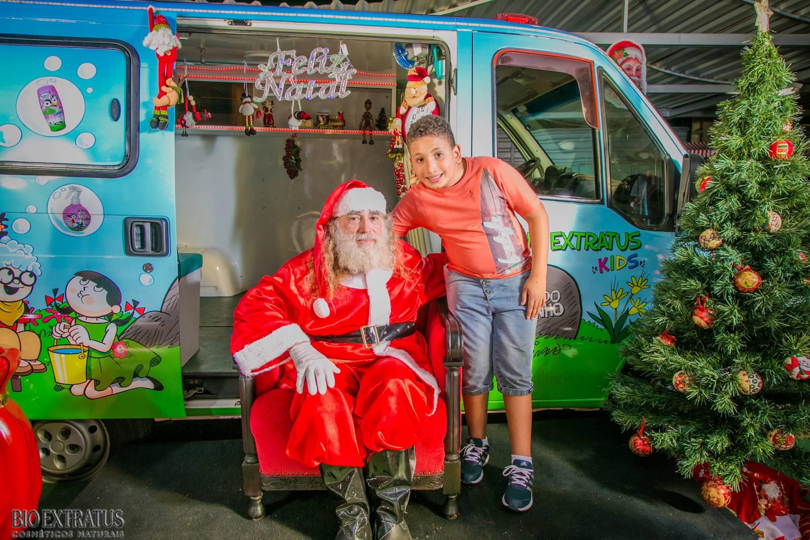 Confraternização de Natal Bio Extratus 2015 para as crianças (8)