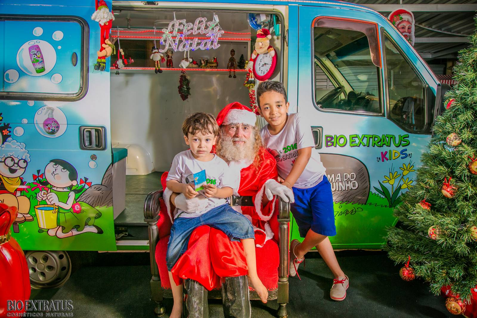Confraternização de Natal Bio Extratus 2015 para as crianças (80)