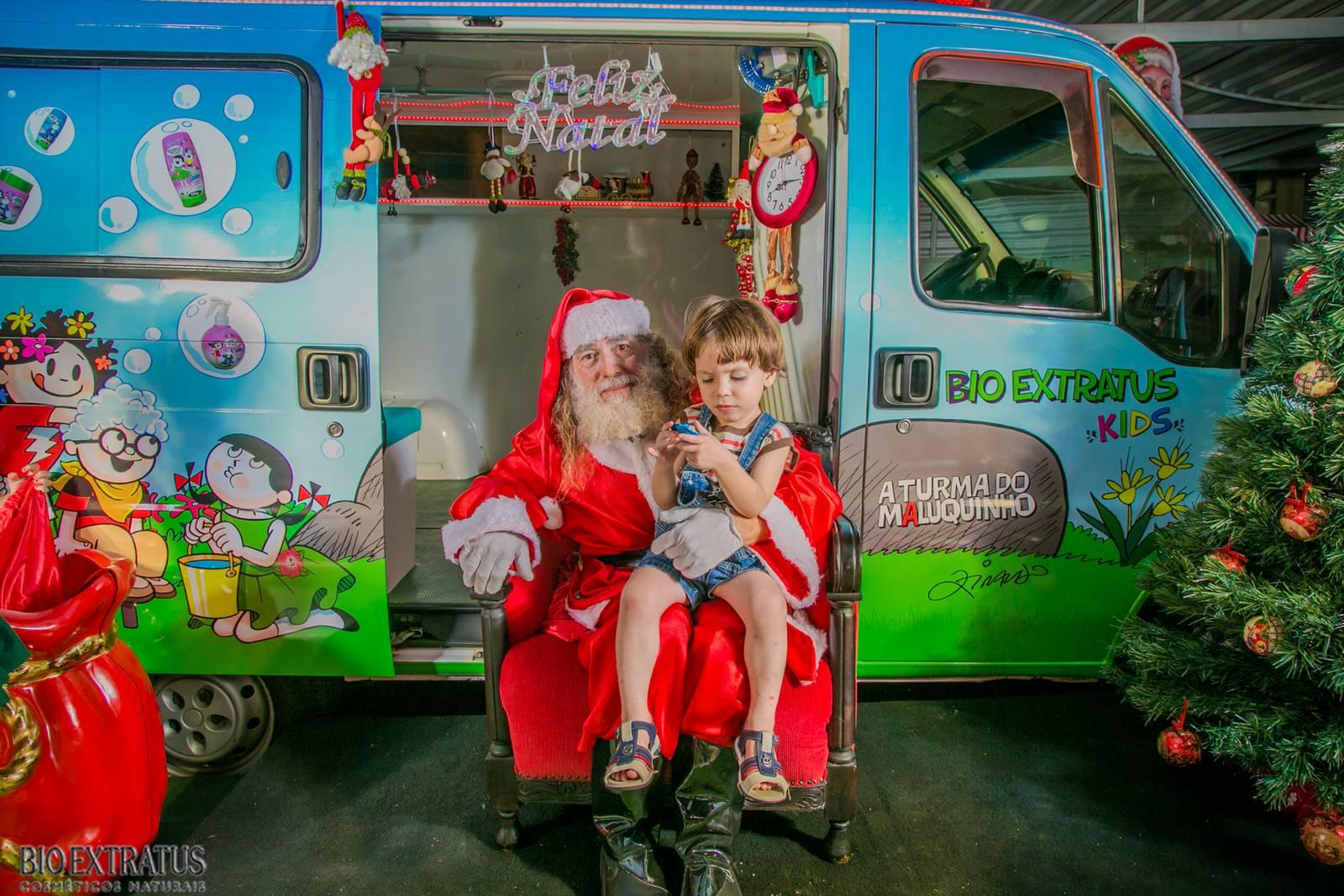 Confraternização de Natal Bio Extratus 2015 para as crianças (81)