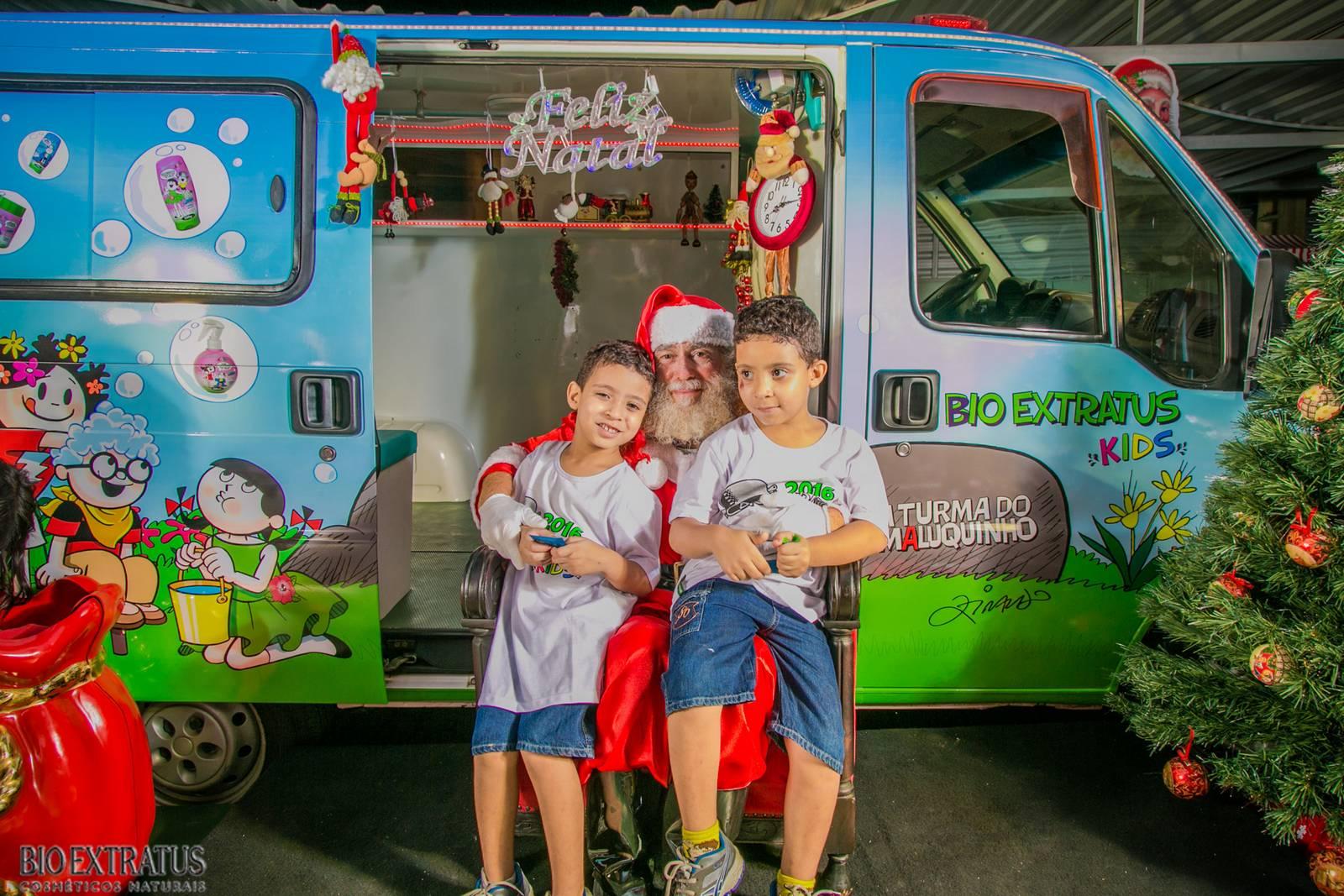 Confraternização de Natal Bio Extratus 2015 para as crianças (82)