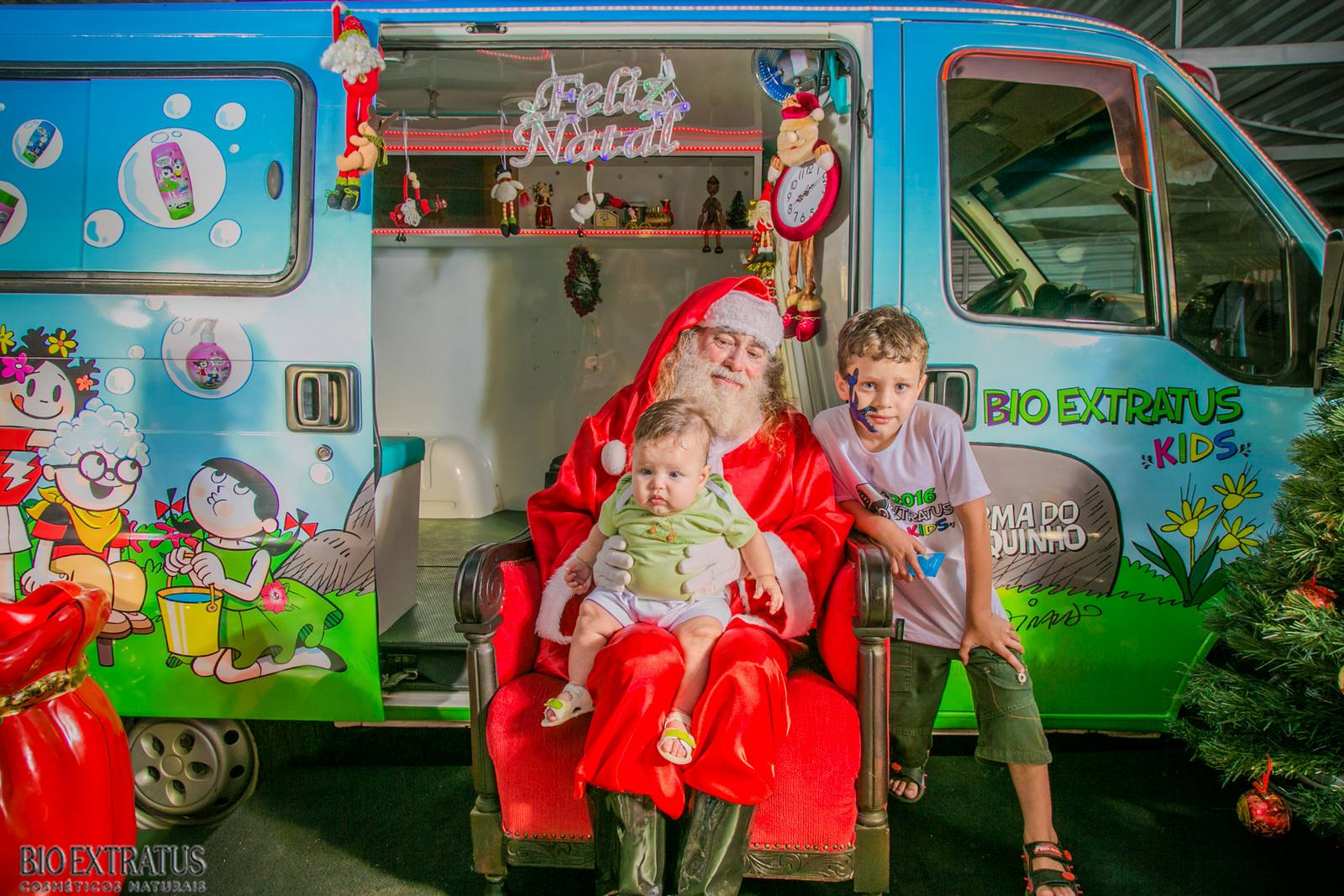 Confraternização de Natal Bio Extratus 2015 para as crianças (84)