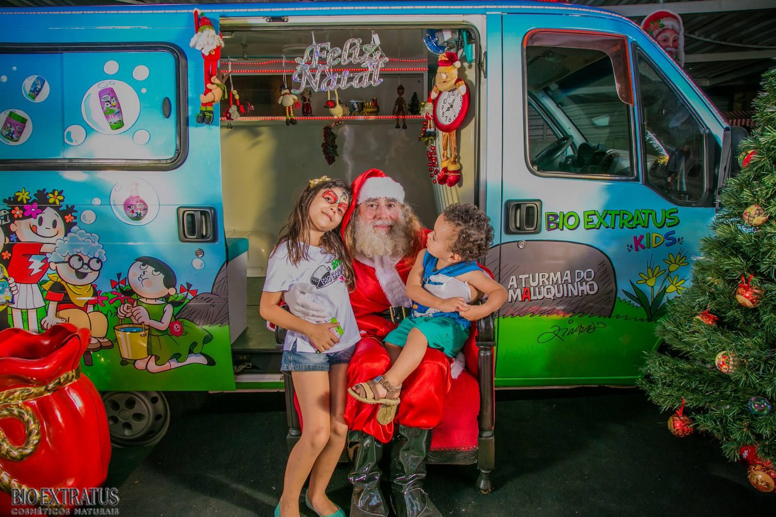 Confraternização de Natal Bio Extratus 2015 para as crianças (86)