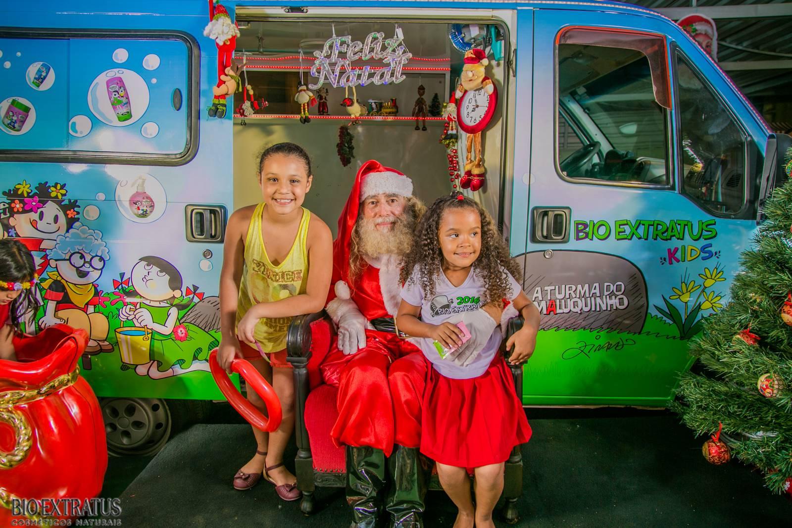 Confraternização de Natal Bio Extratus 2015 para as crianças (88)