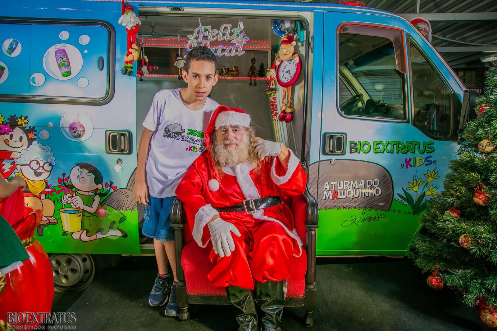Confraternização de Natal Bio Extratus 2015 para as crianças (9)