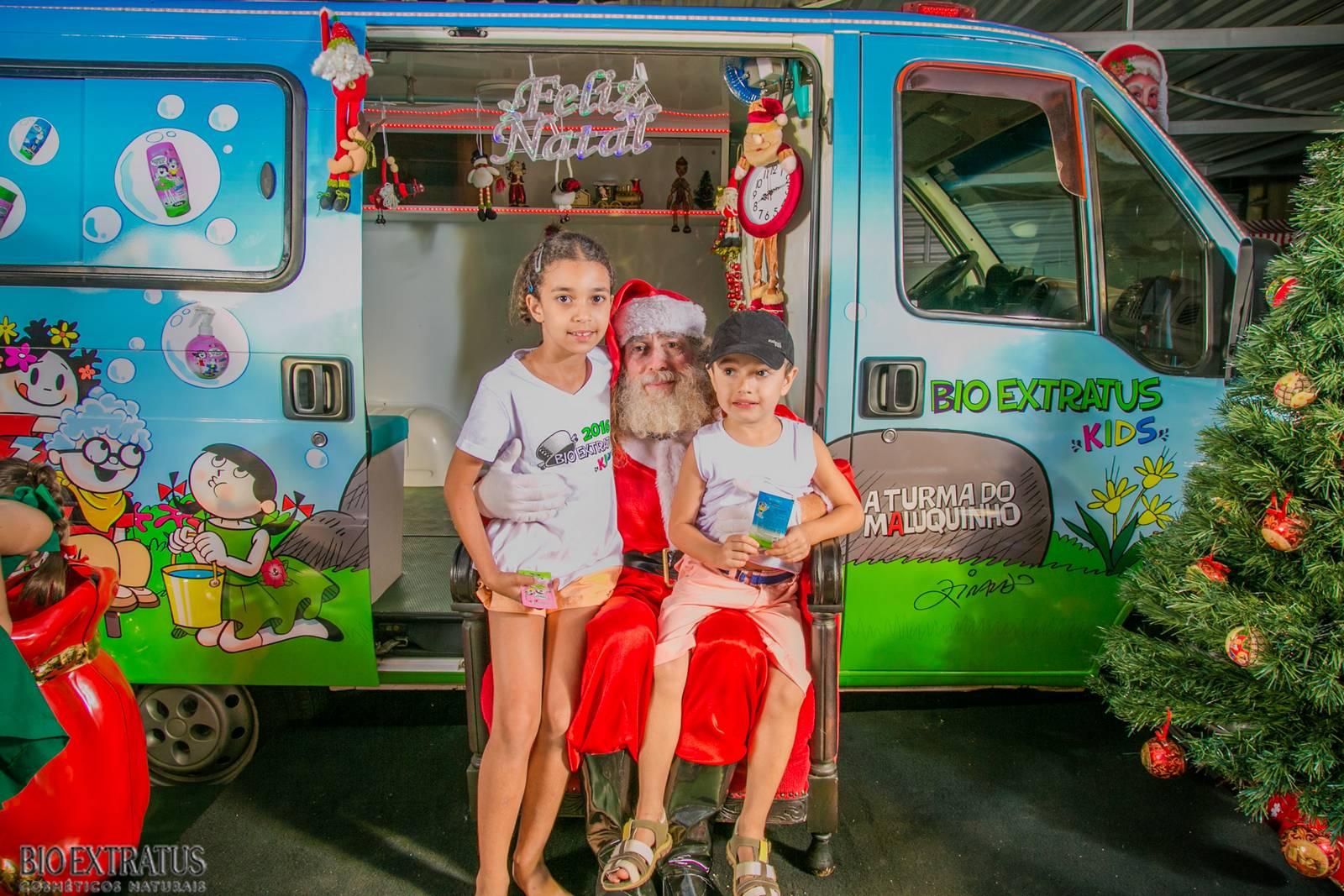 Confraternização de Natal Bio Extratus 2015 para as crianças (91)